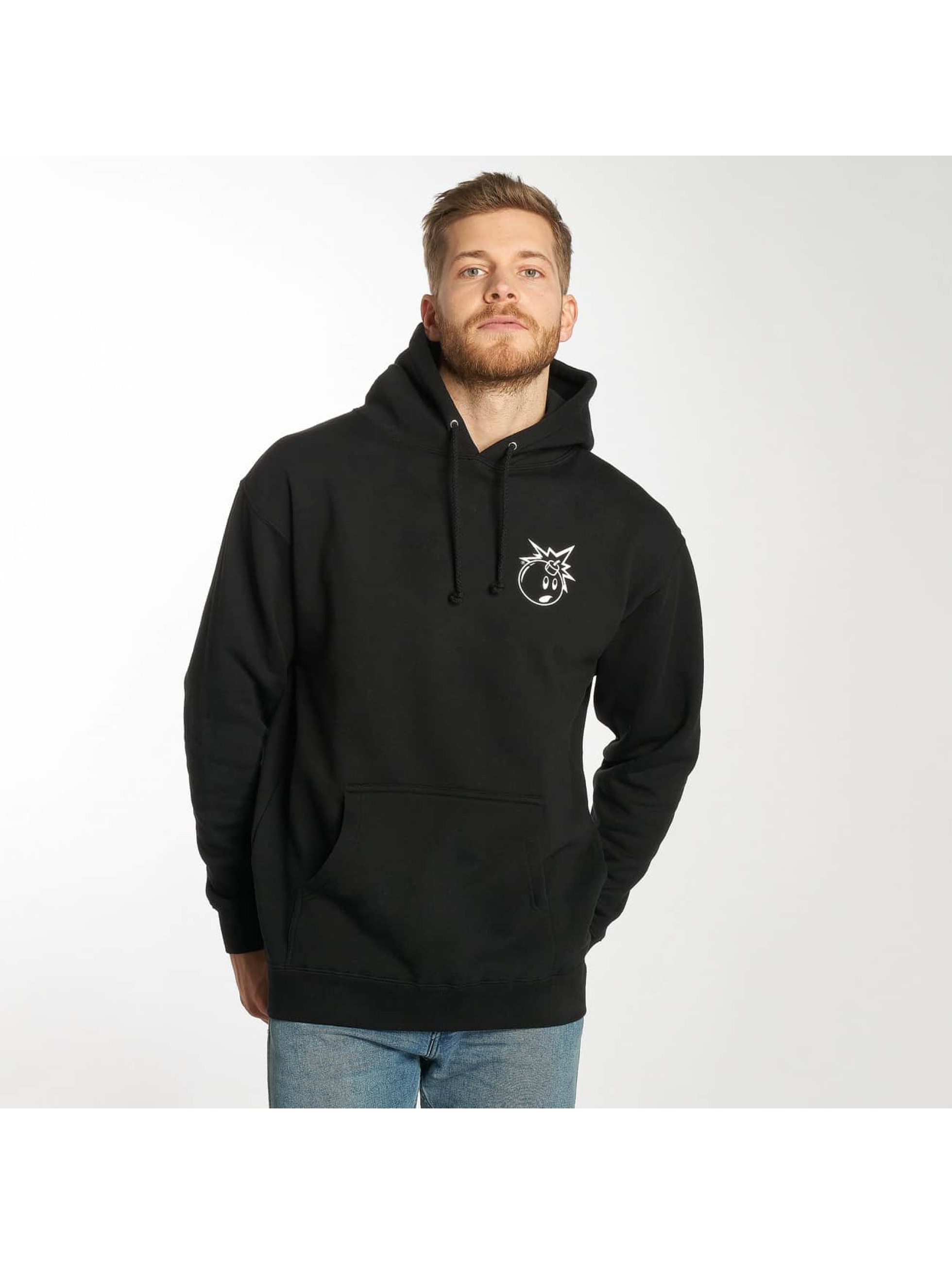 The Hundreds Hoodie Forever Simple Adam svart