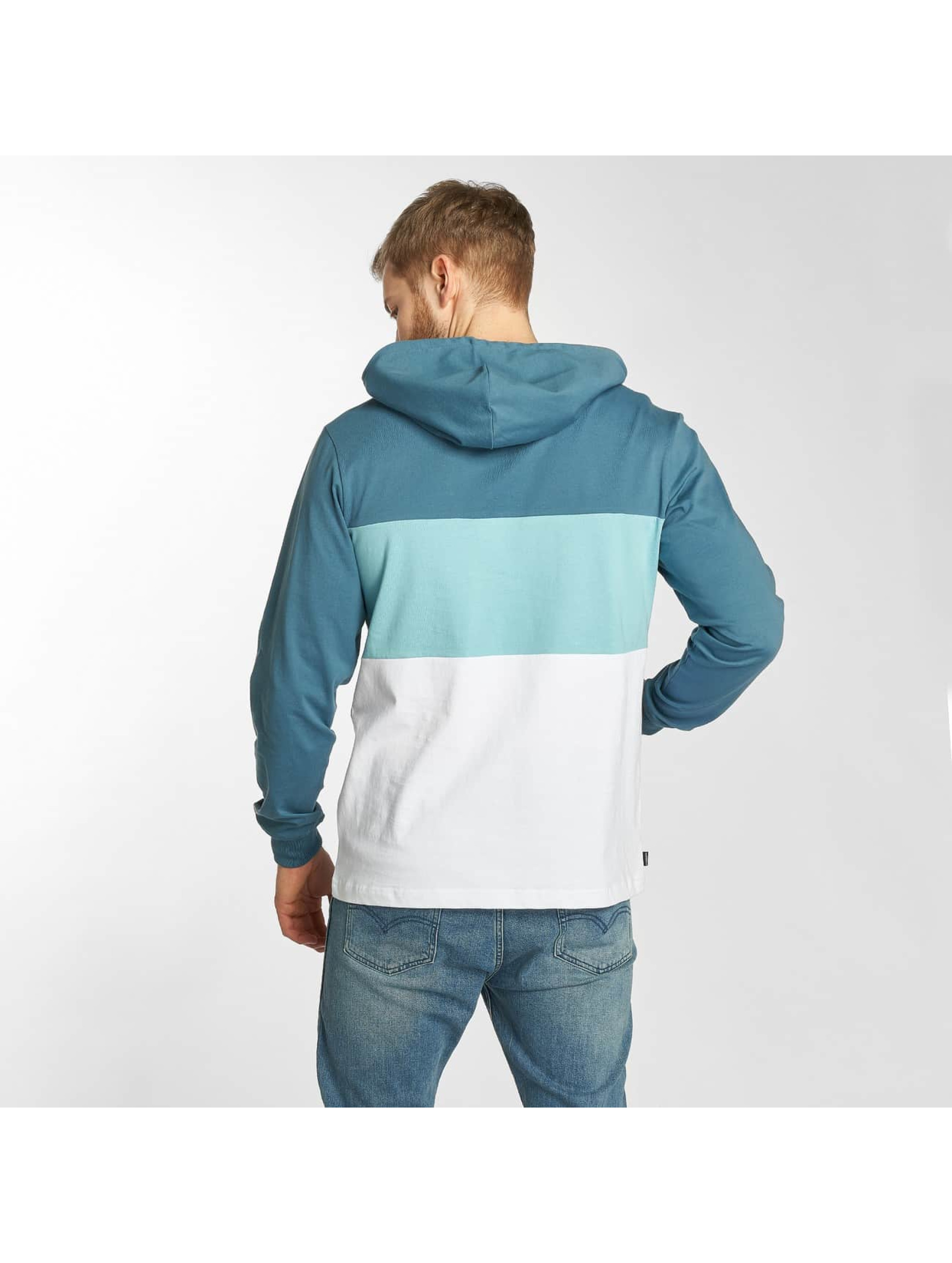The Hundreds Hoody Deck blau