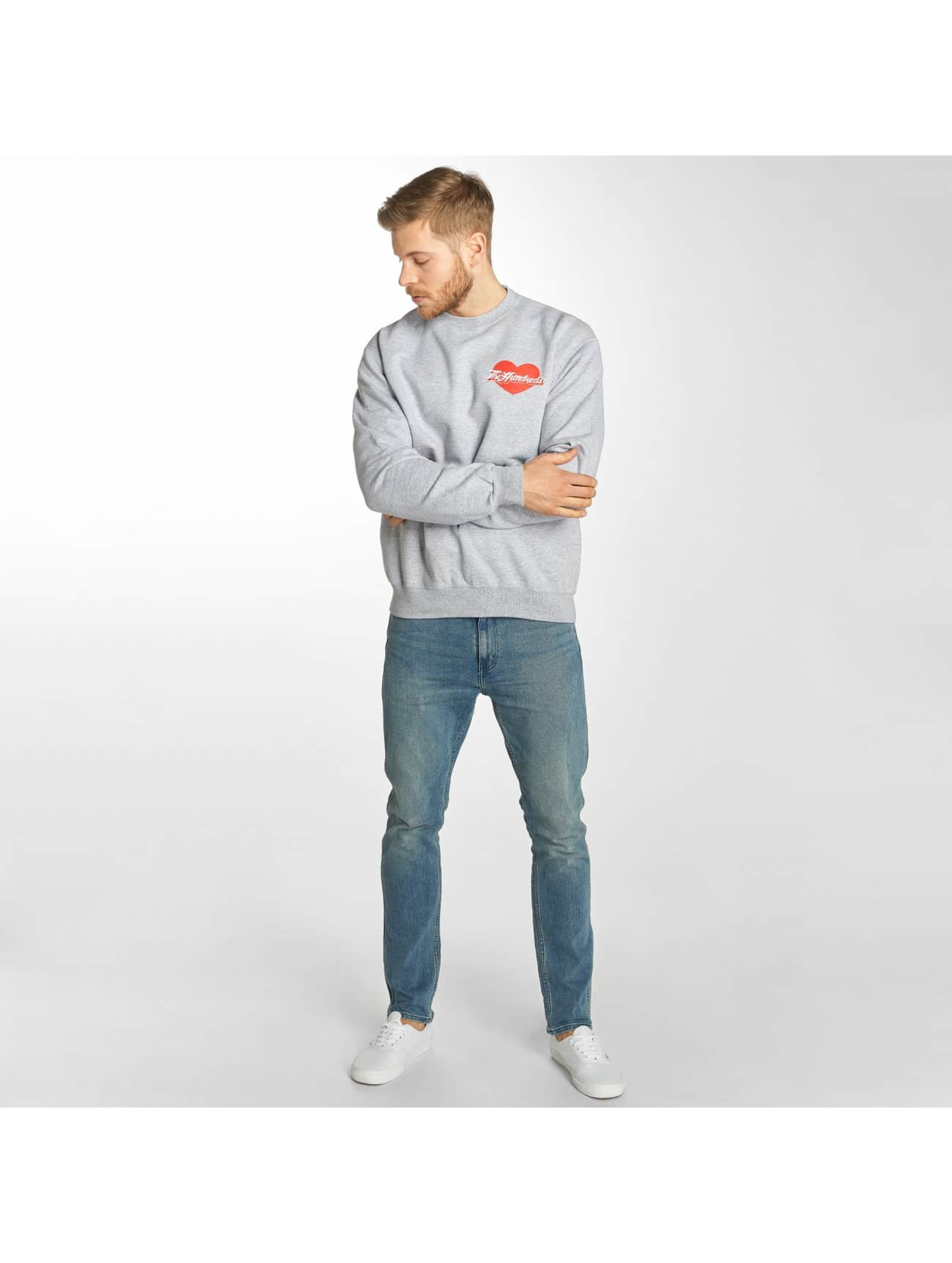 The Hundreds Pullover Lover gray