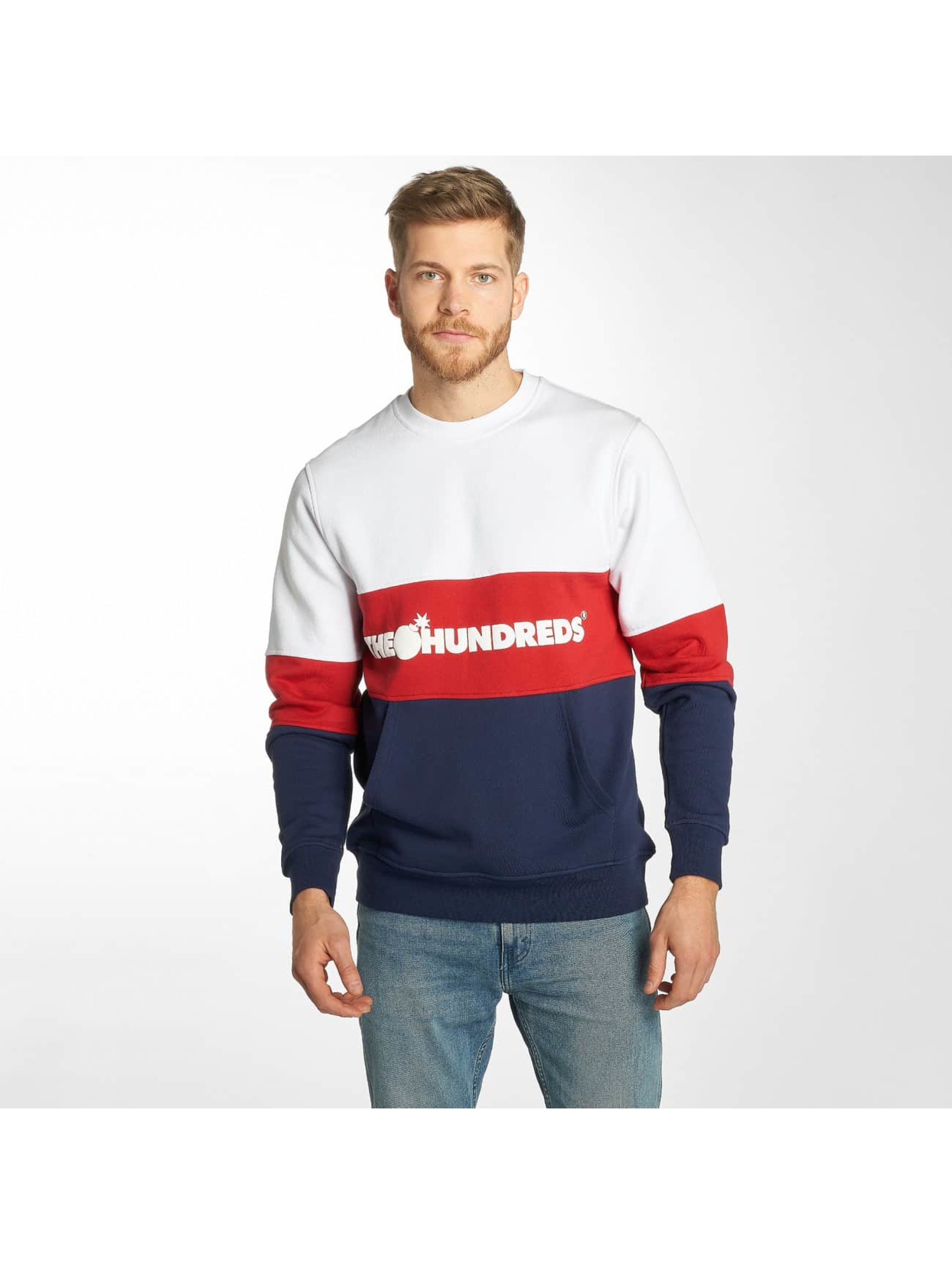 The Hundreds Pullover Channel weiß