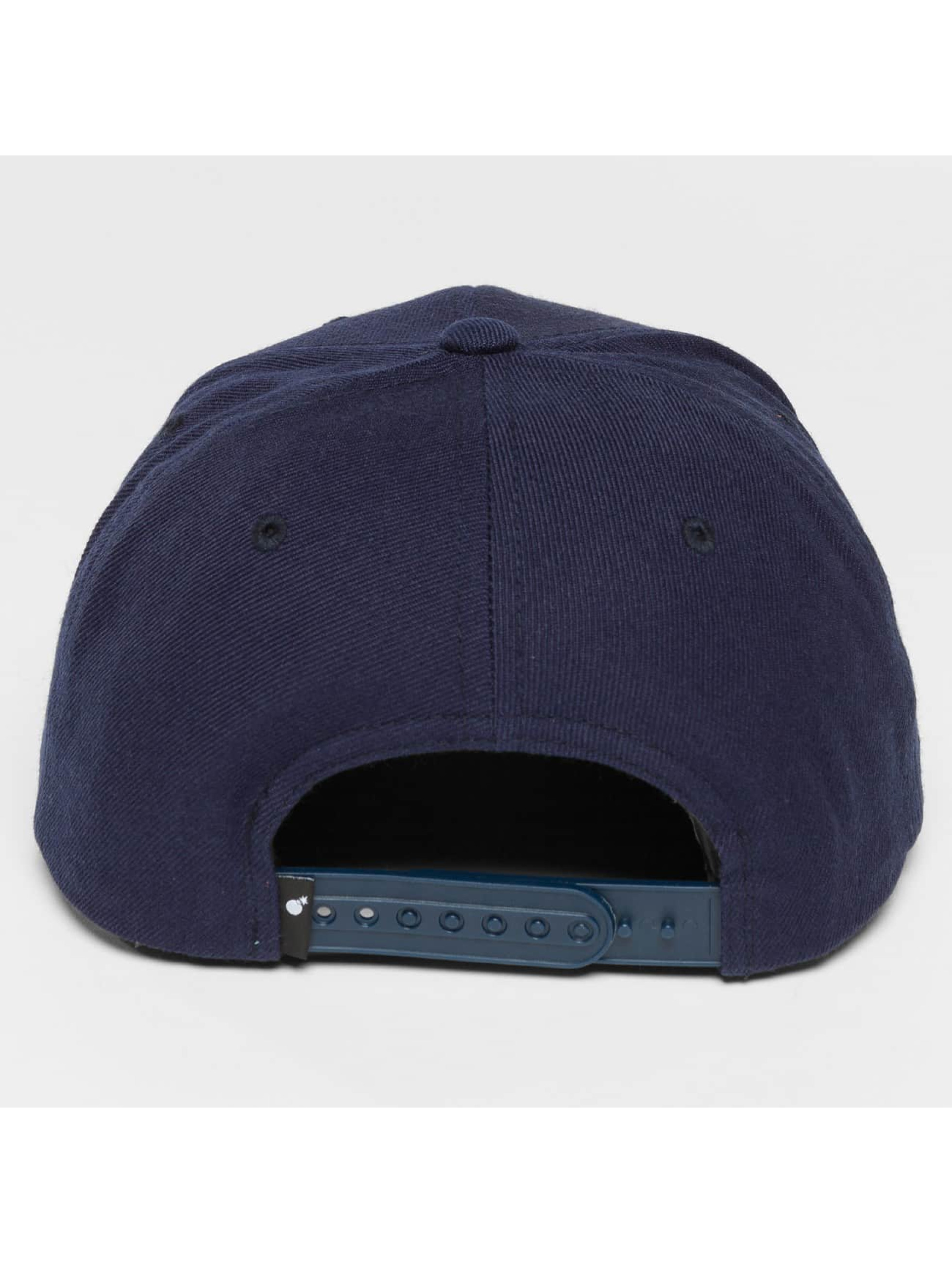 The Hundreds Snapback Cap Forever Team blu