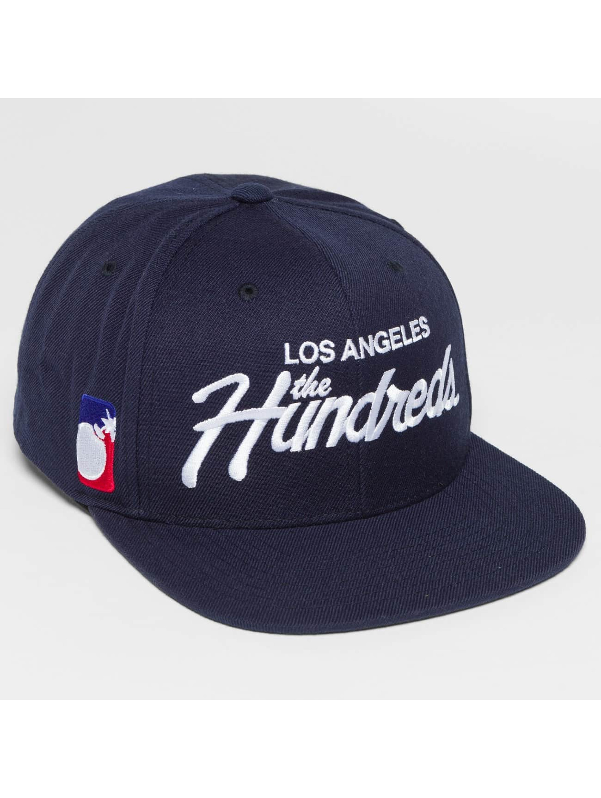 The Hundreds Snapback Forever Team modrá