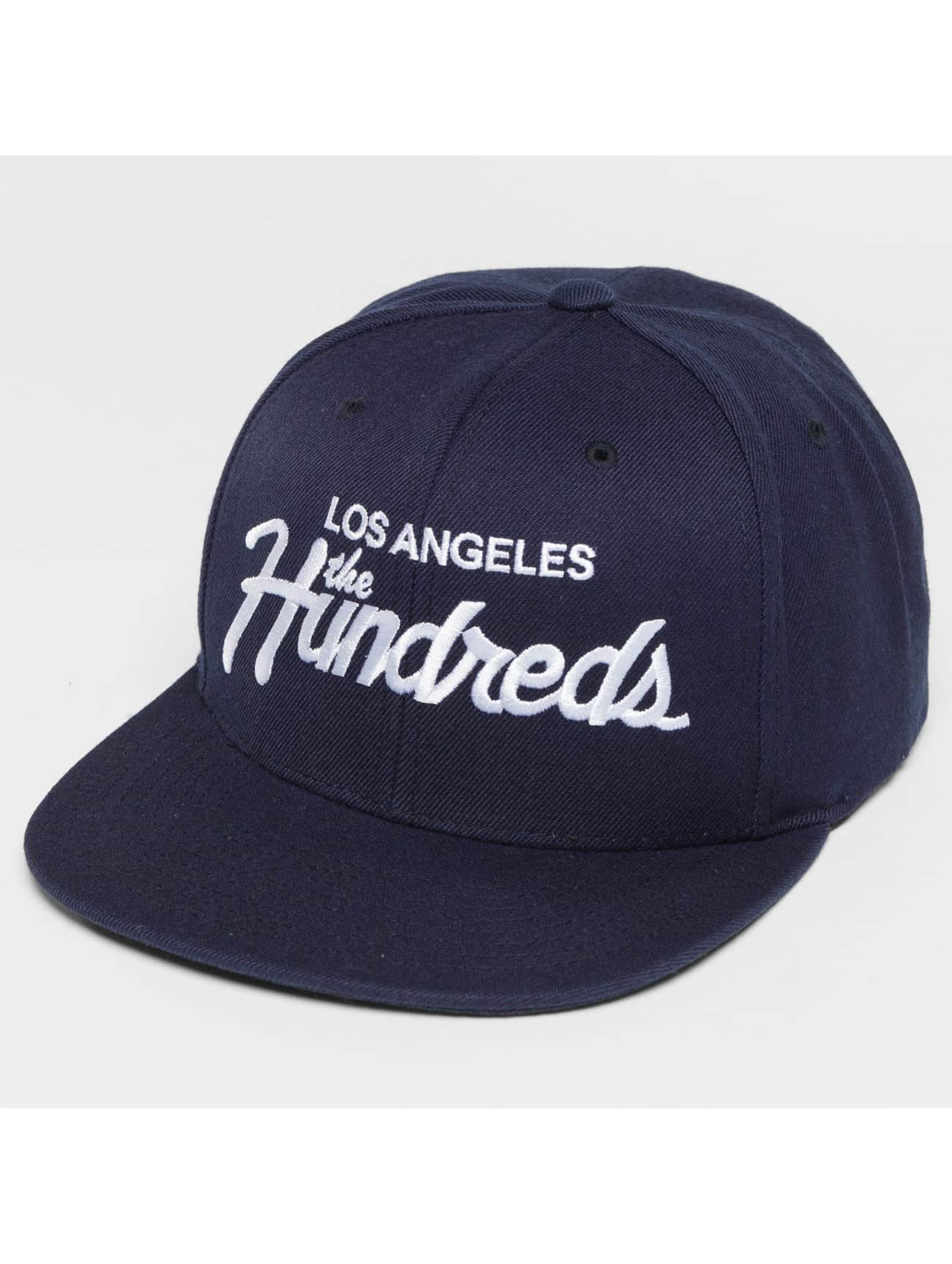 The Hundreds Snapbackkeps Forever Team blå