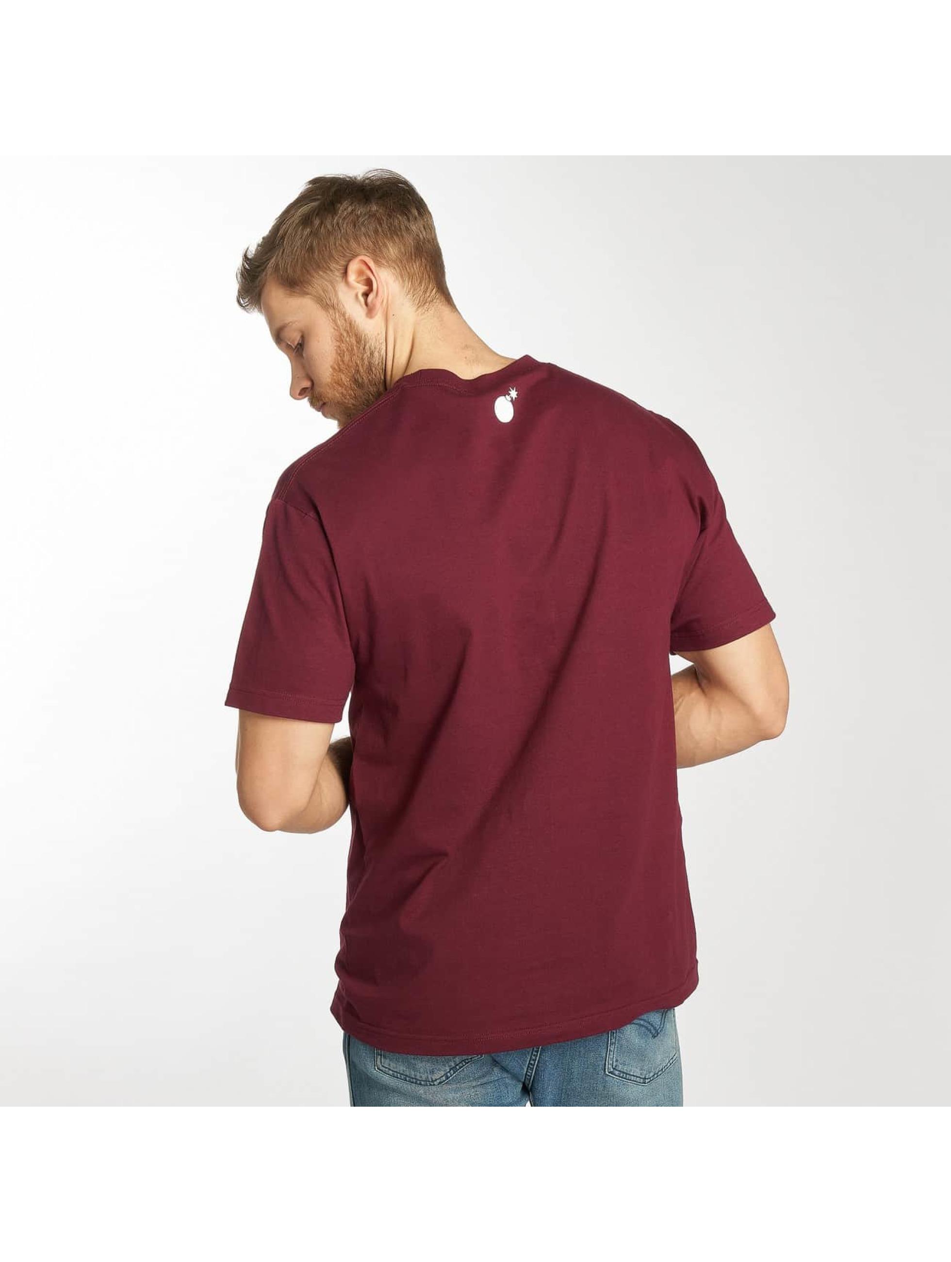The Hundreds T-paidat Dixon punainen