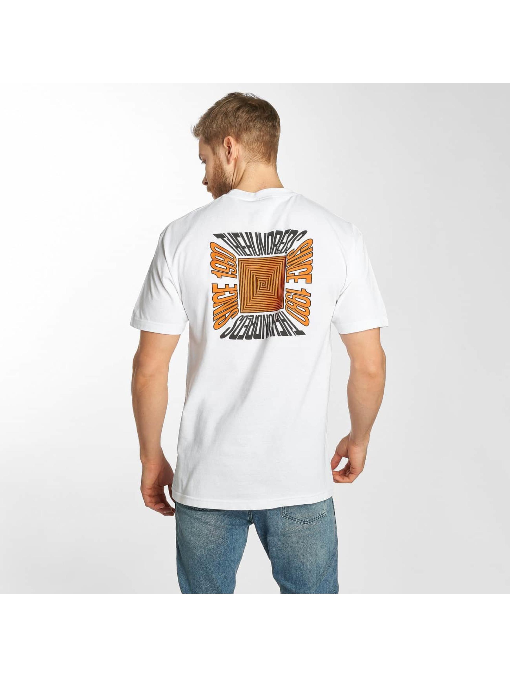 The Hundreds T-shirt Square bianco