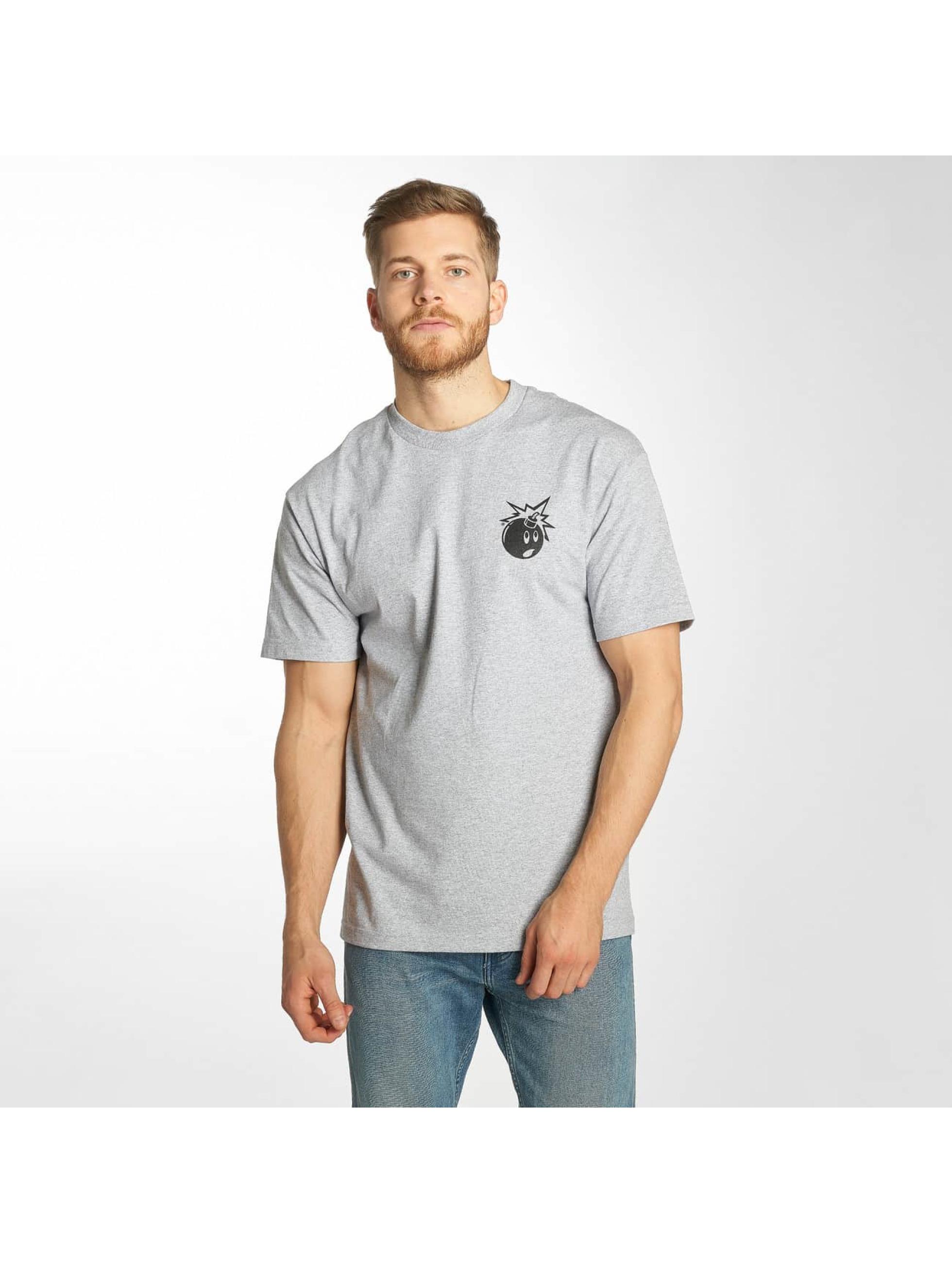 The Hundreds T-Shirt Forever Simple Adam gray