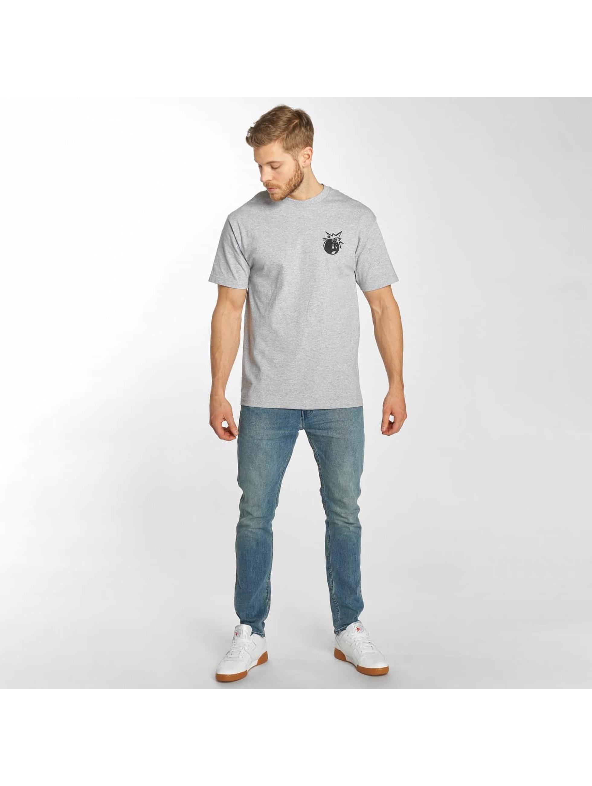 The Hundreds t-shirt Forever Simple Adam grijs