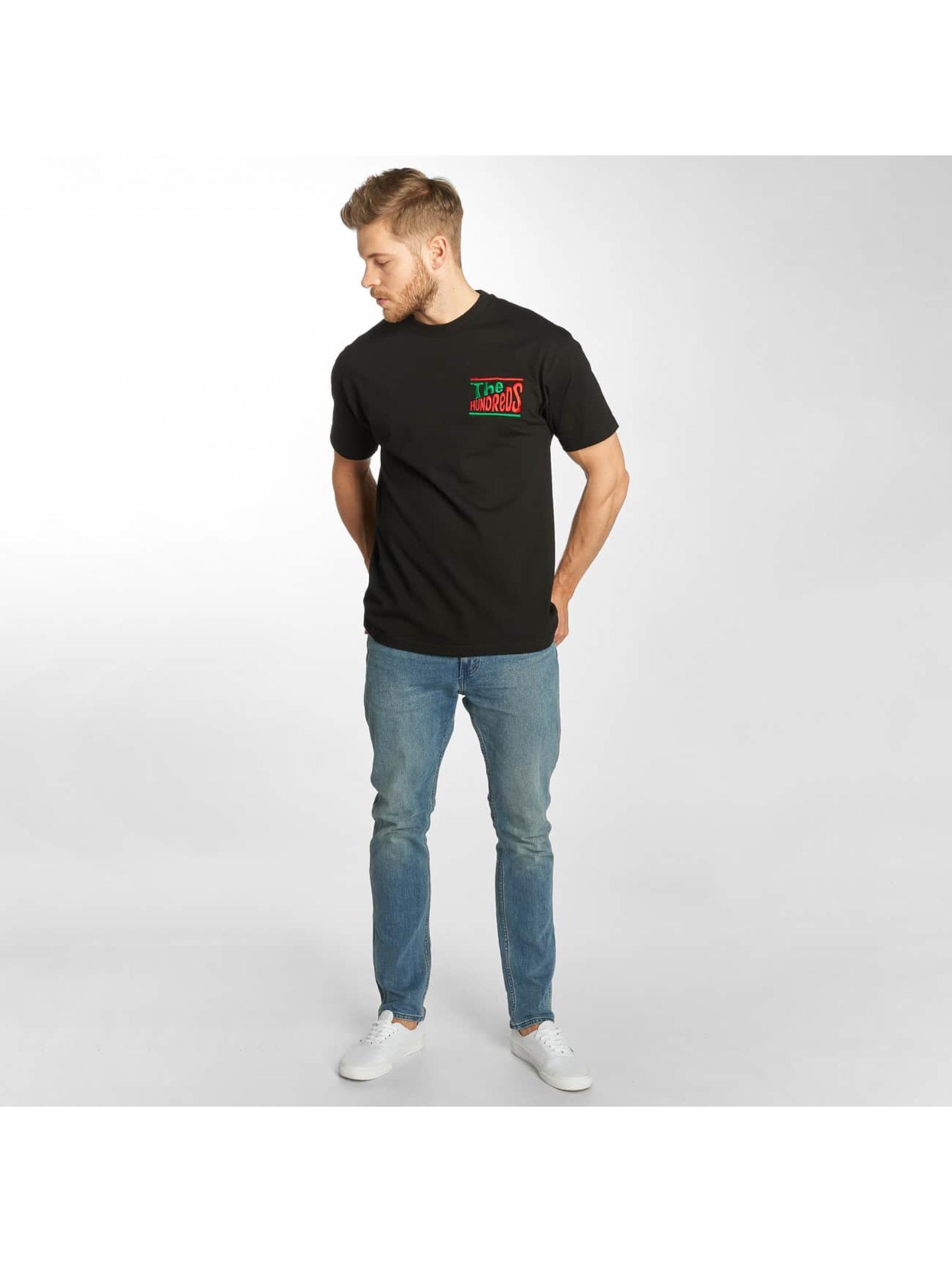 The Hundreds T-shirt HUNMTSS nero