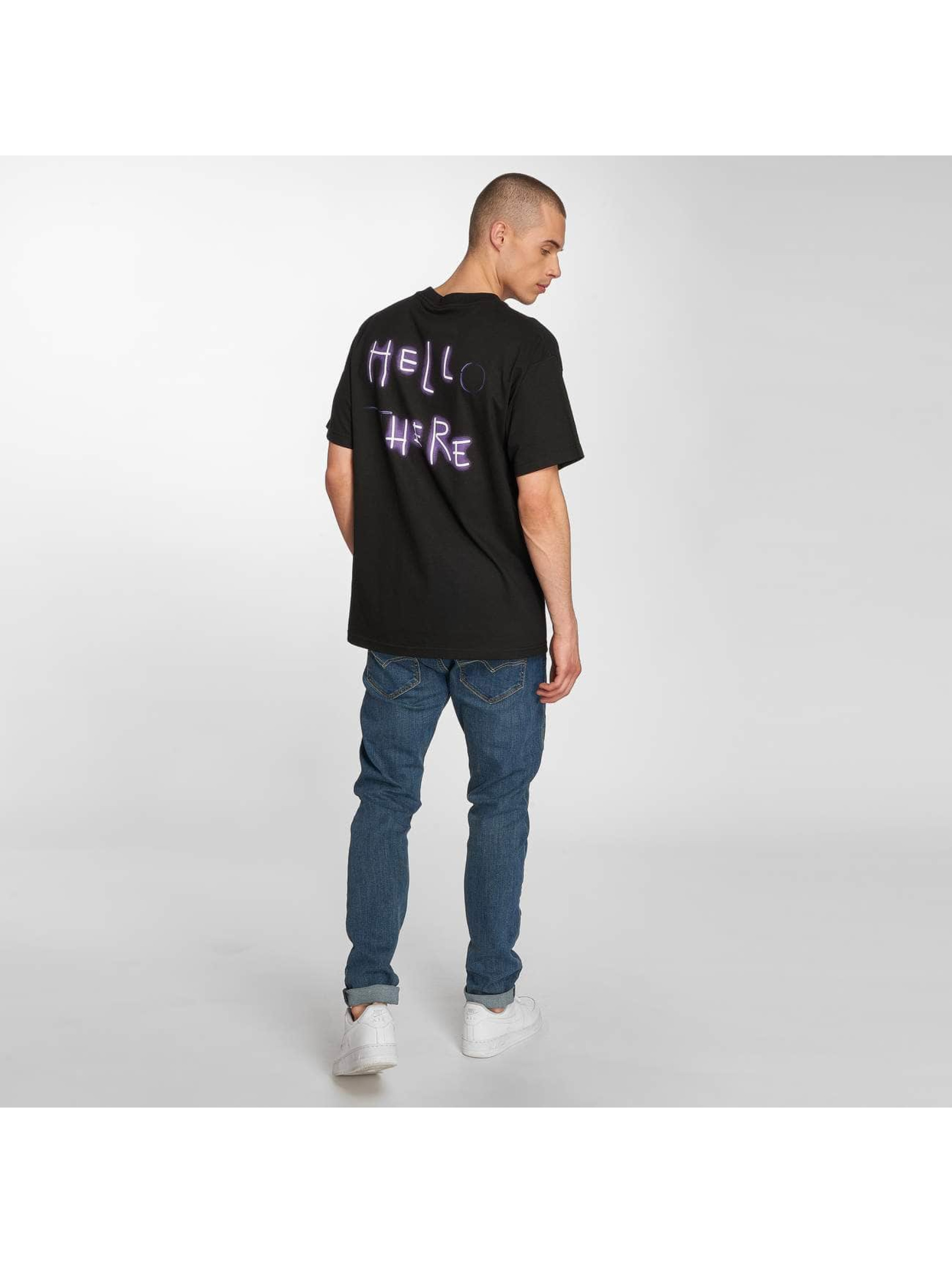The Hundreds T-shirt Hello There nero