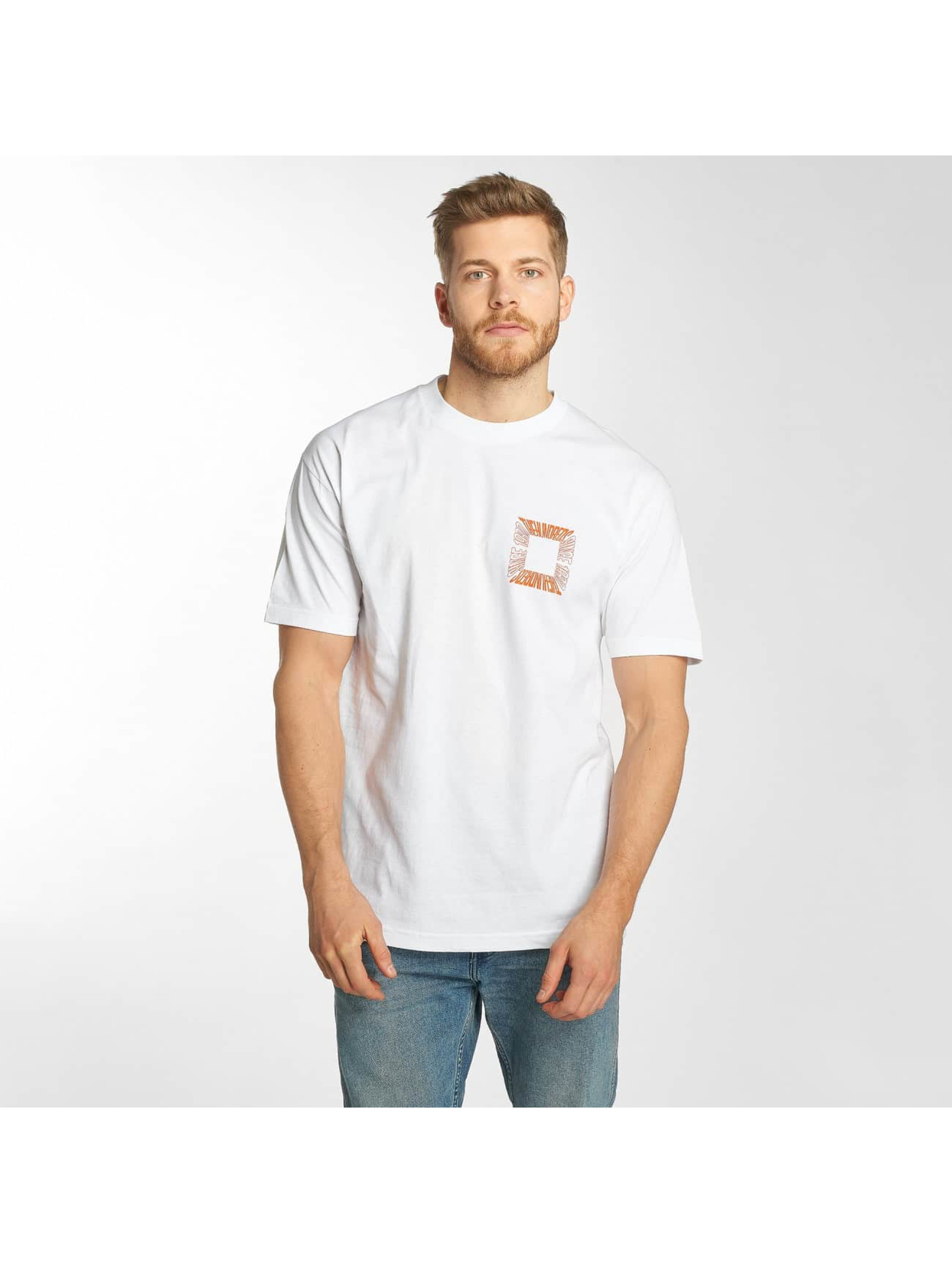 The Hundreds T-shirts Square hvid