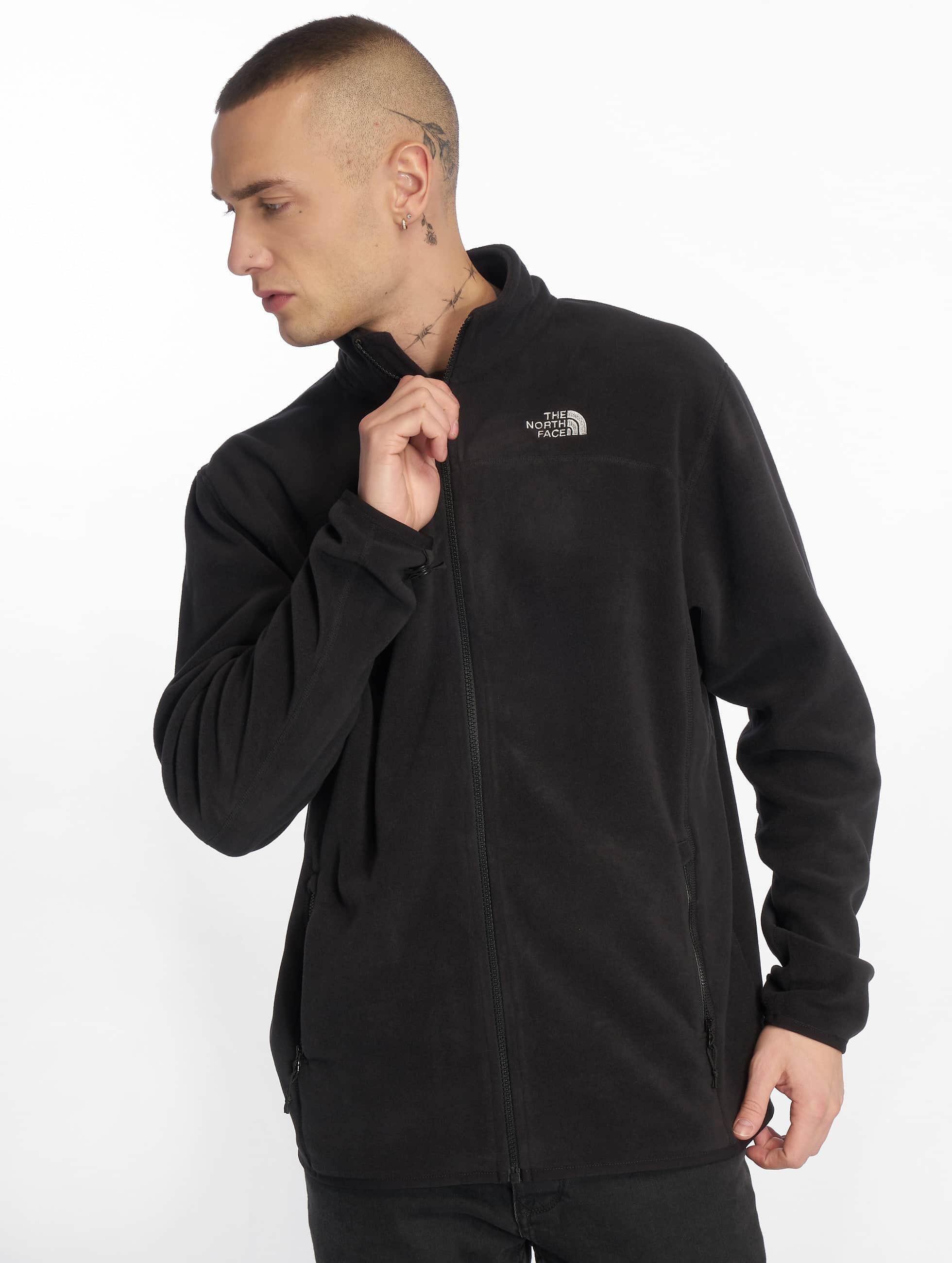 neue angebote exquisiter Stil angenehmes Gefühl The North Face M 100 Glacier Full Zip Jacket Tnf Black