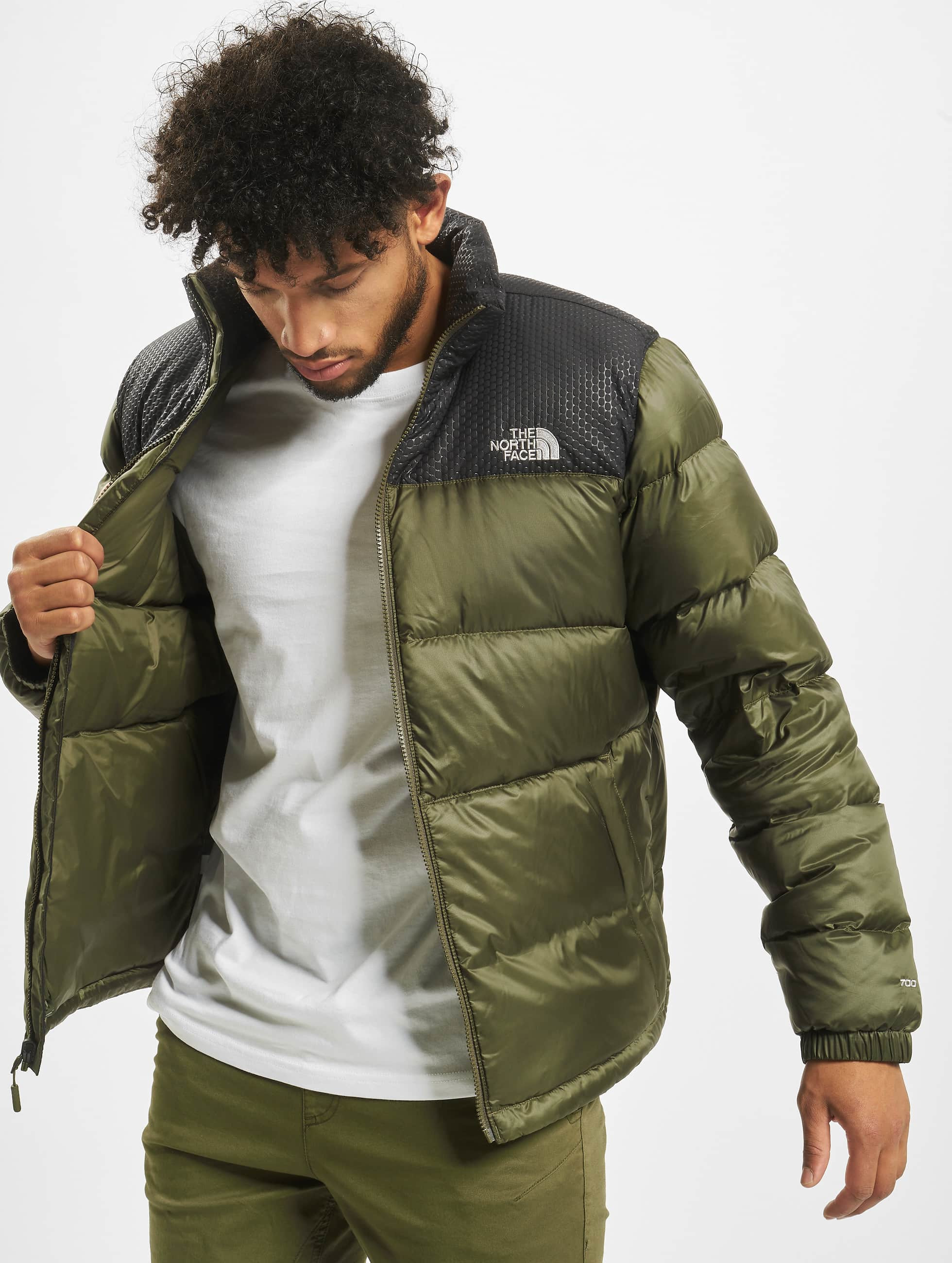 The North Face Nevero Down Jacket New Taupe Green