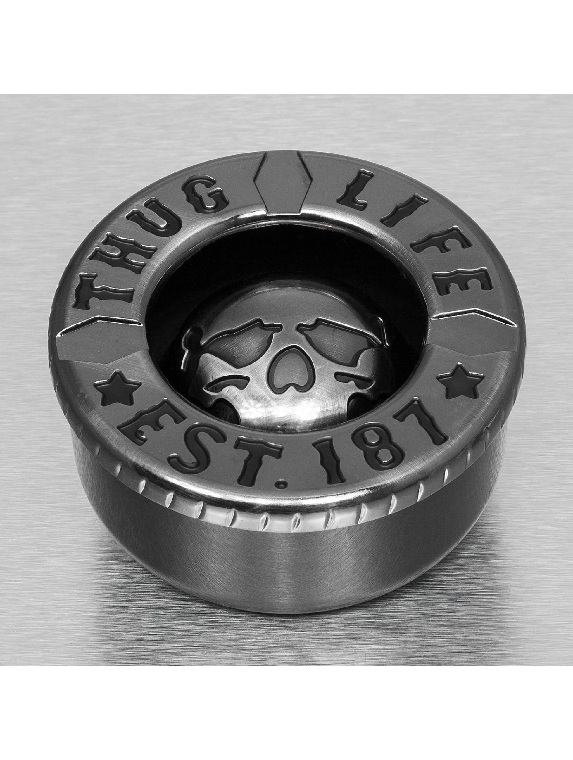 Thug Life Прочее Ashtray черный
