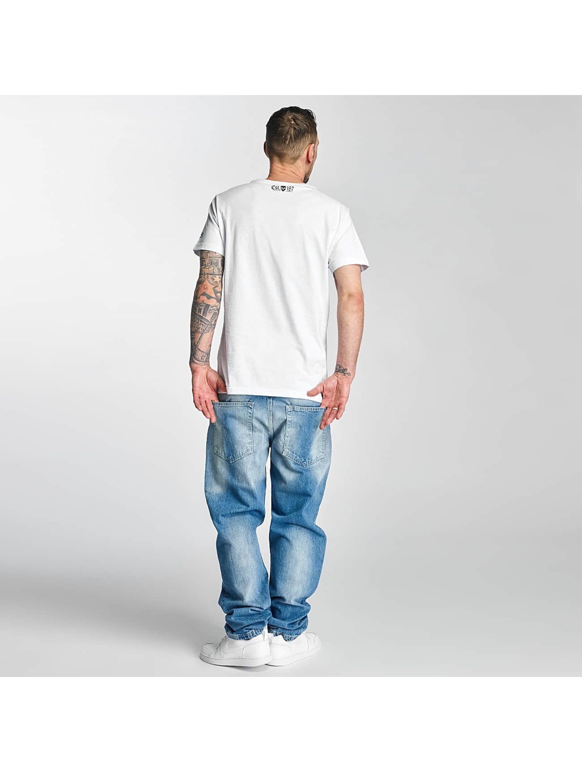 Thug Life Baggy Toljatti blau