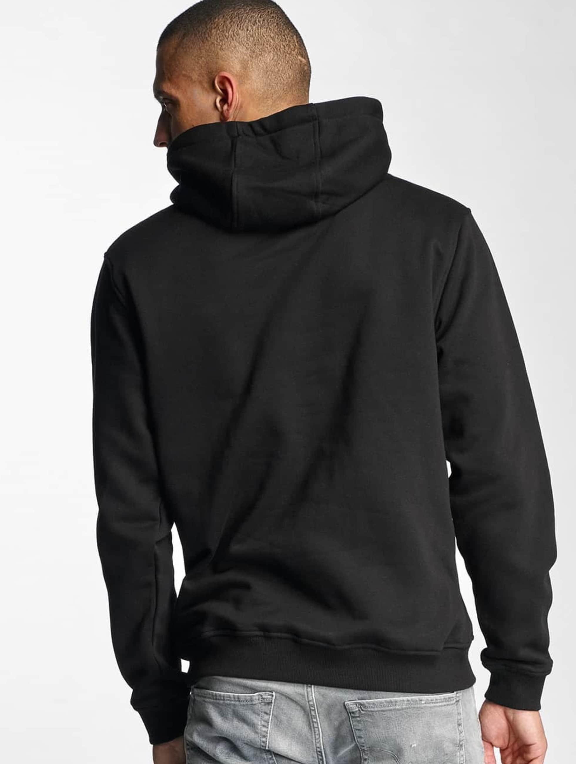 Thug Life Basic Hoodie Camo black