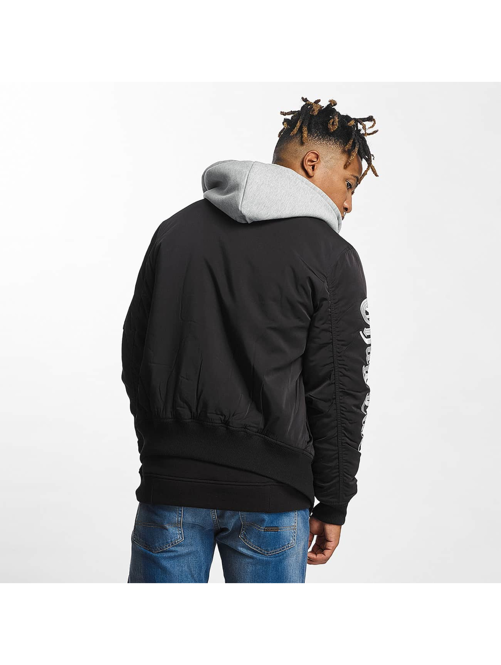 Thug Life Bomber jacket 2 in 1 black