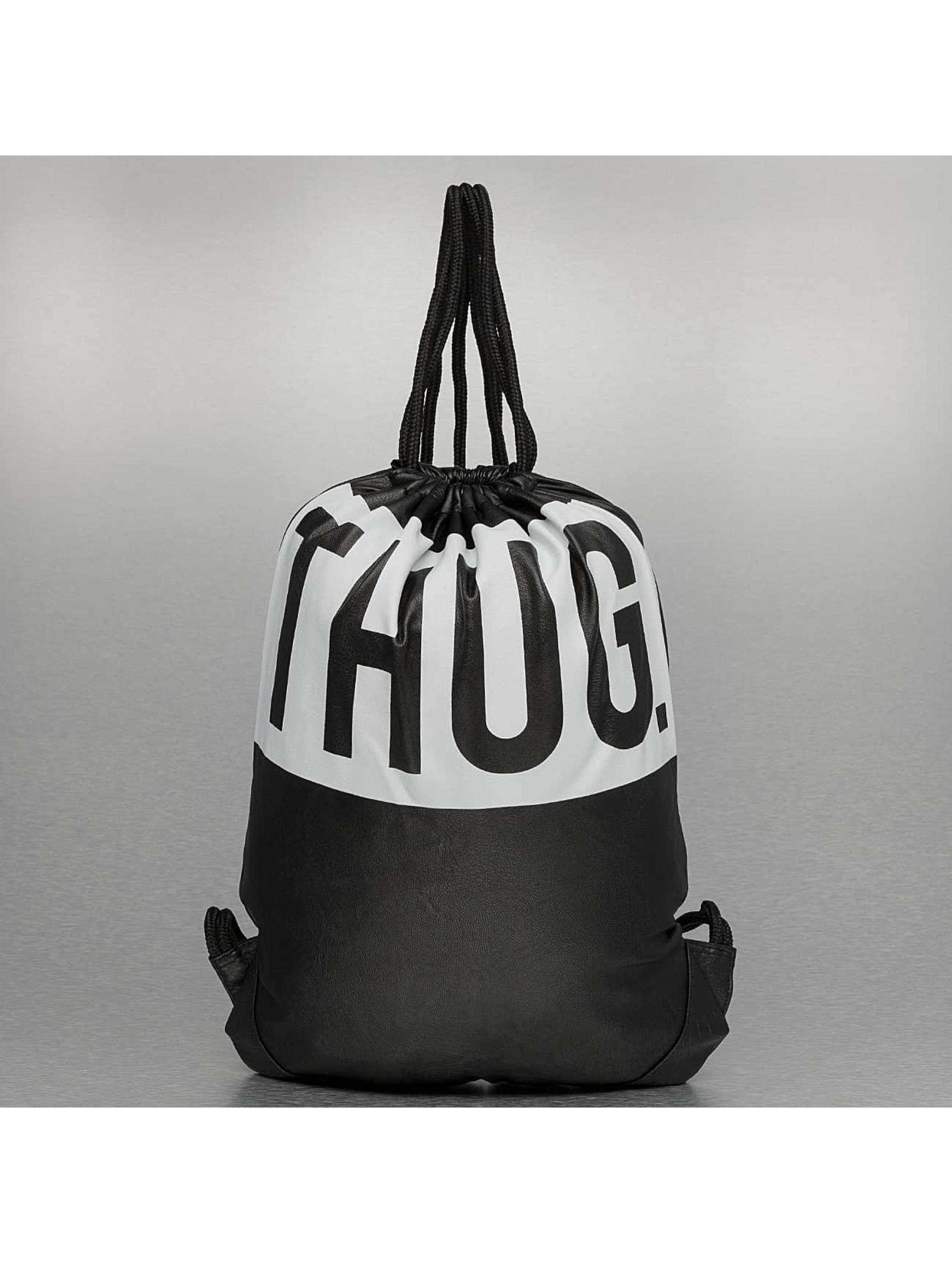 Thug Life Pouch THUG. black