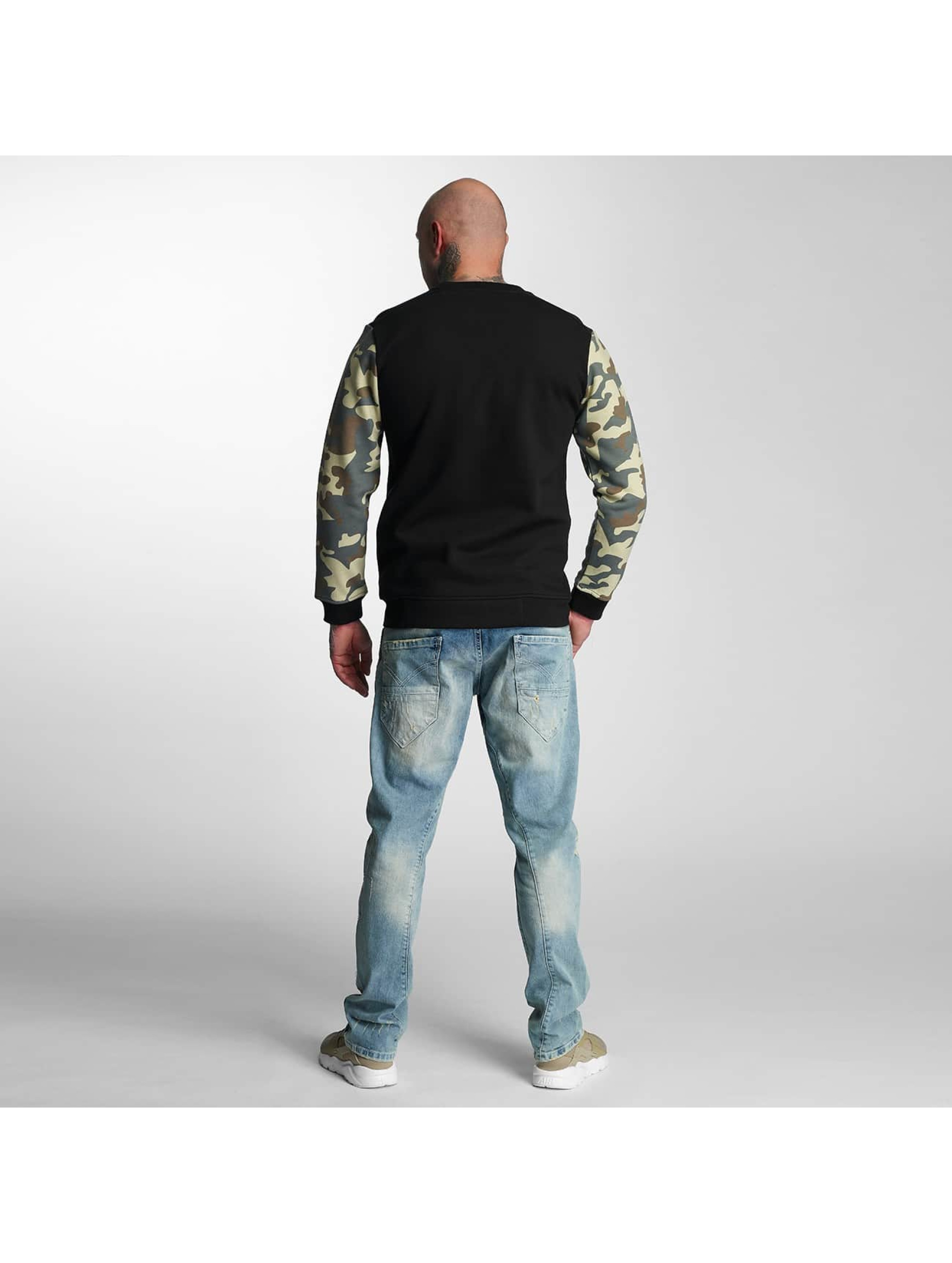 thug life herren pullover zombi in camouflage 320505. Black Bedroom Furniture Sets. Home Design Ideas