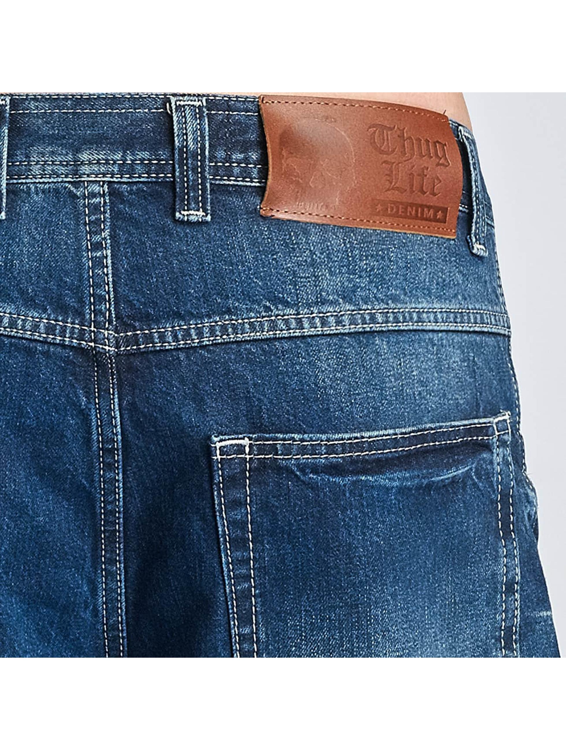 Thug Life Raka jeans Anadyr blå