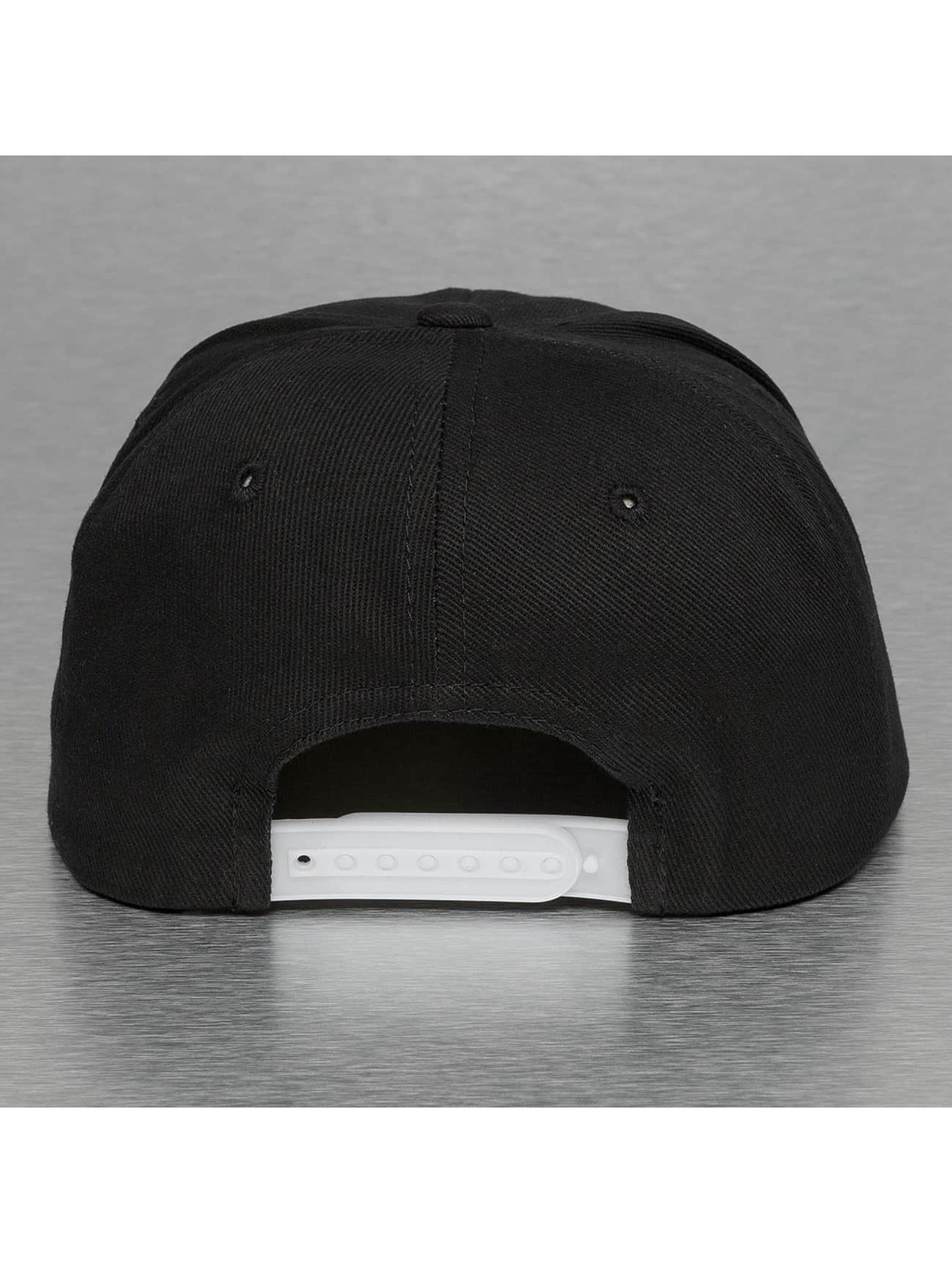 Thug Life snapback cap Paisley zwart