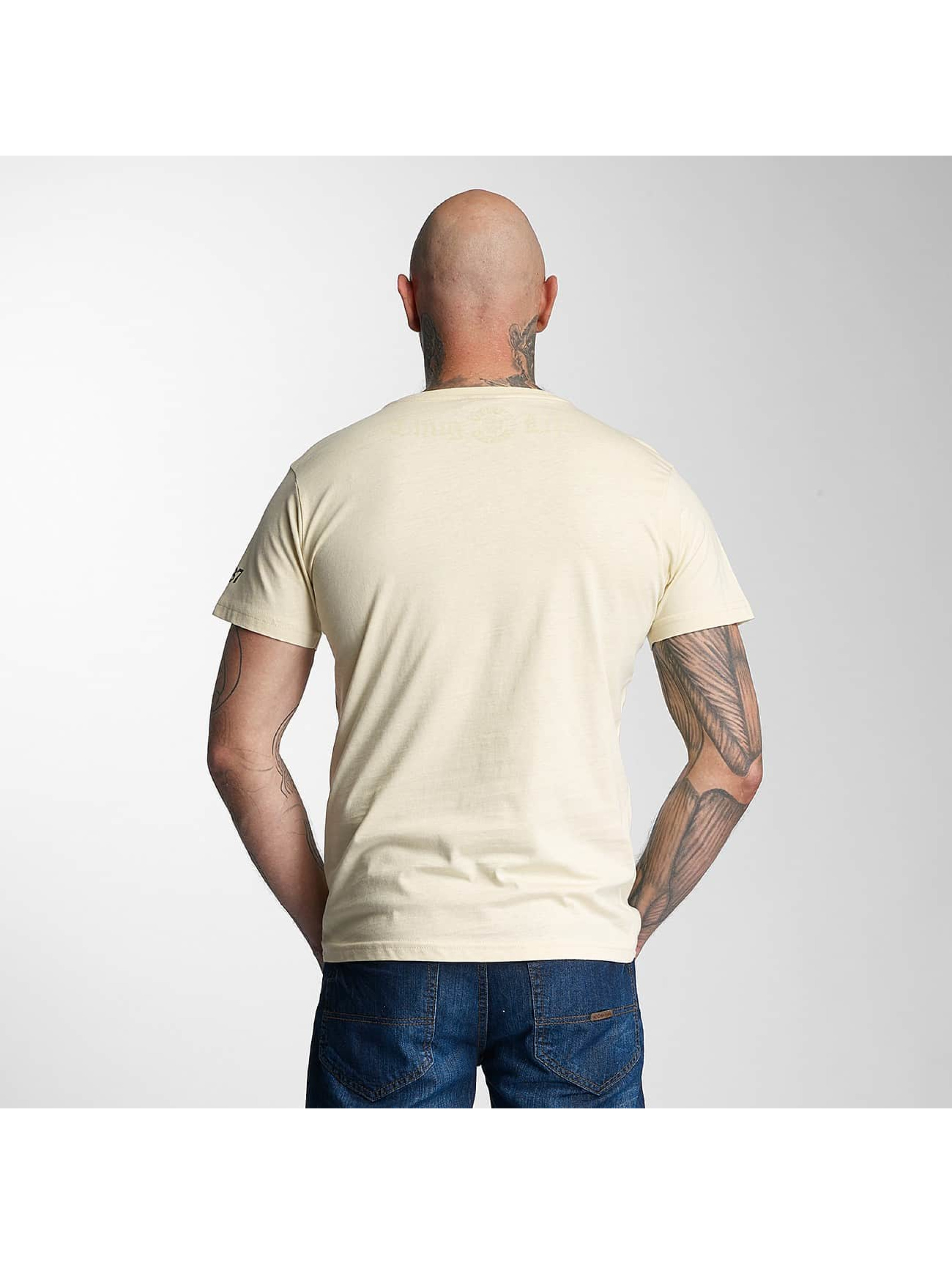 Thug Life T-Shirt No Reason beige