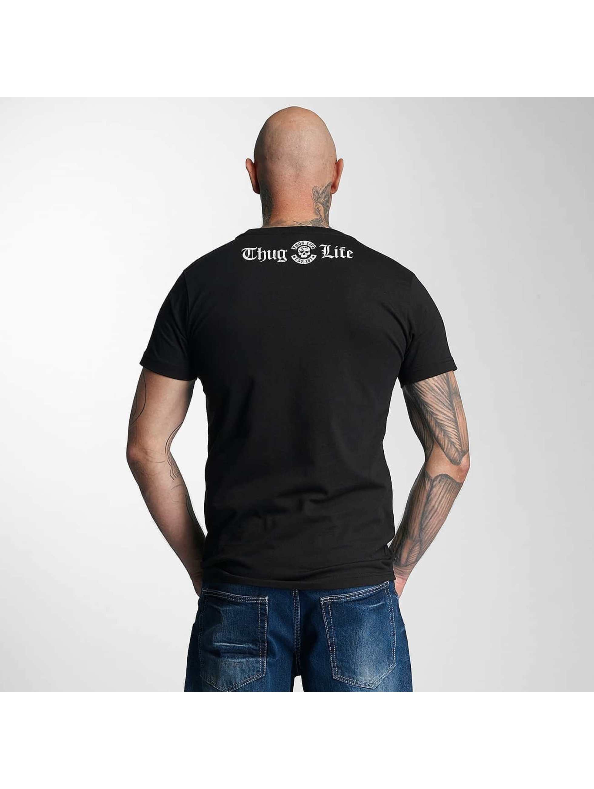 Thug Life T-Shirt 187 black