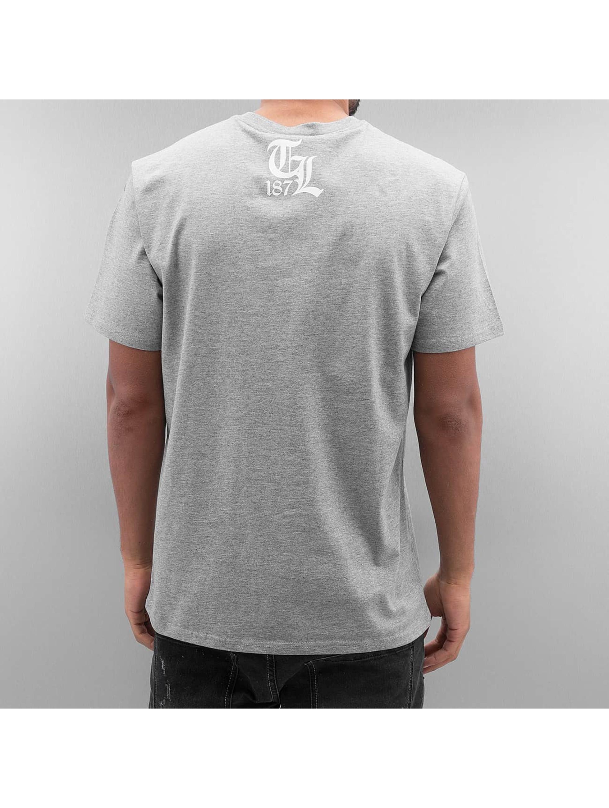 Thug Life T-Shirt Deadking grau