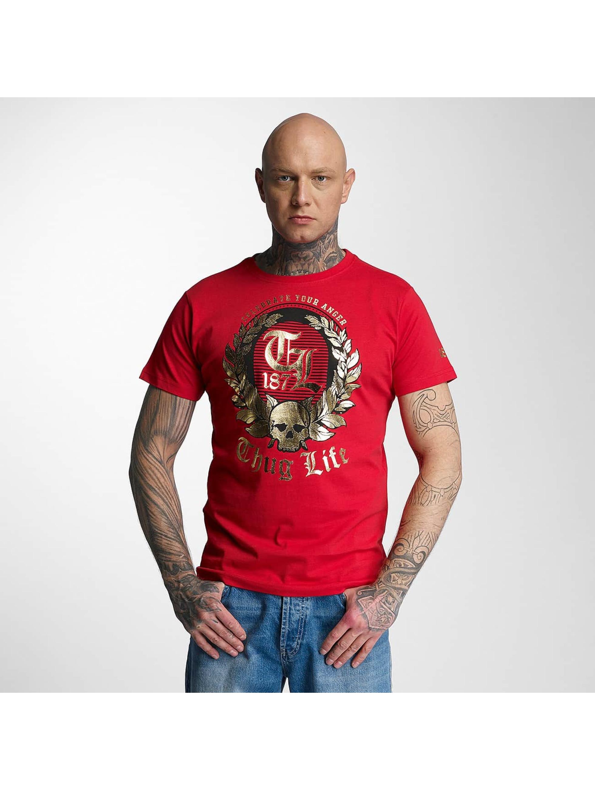 Thug Life T-Shirt Celebrate rot