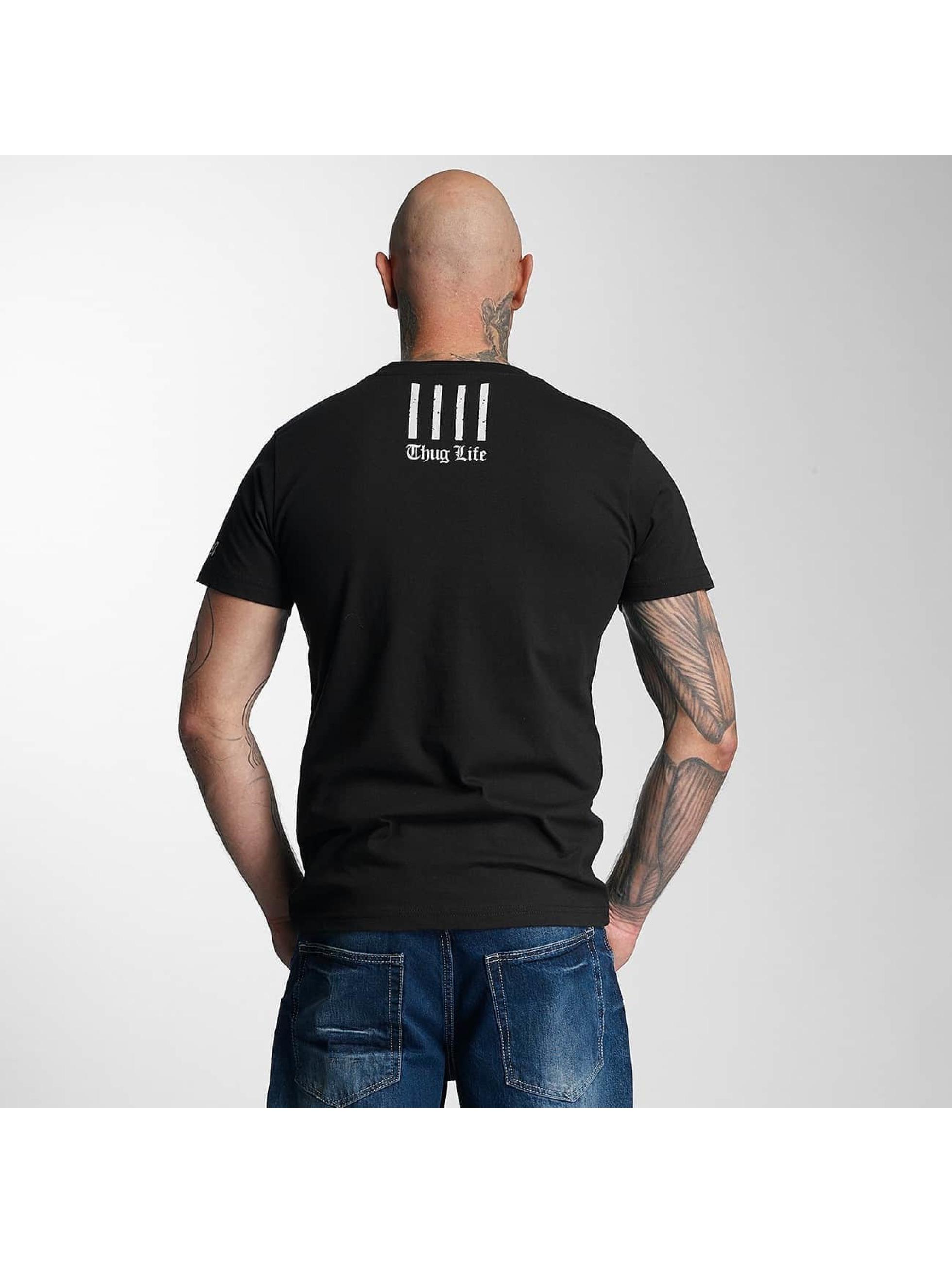 Thug Life T-Shirt Elite schwarz