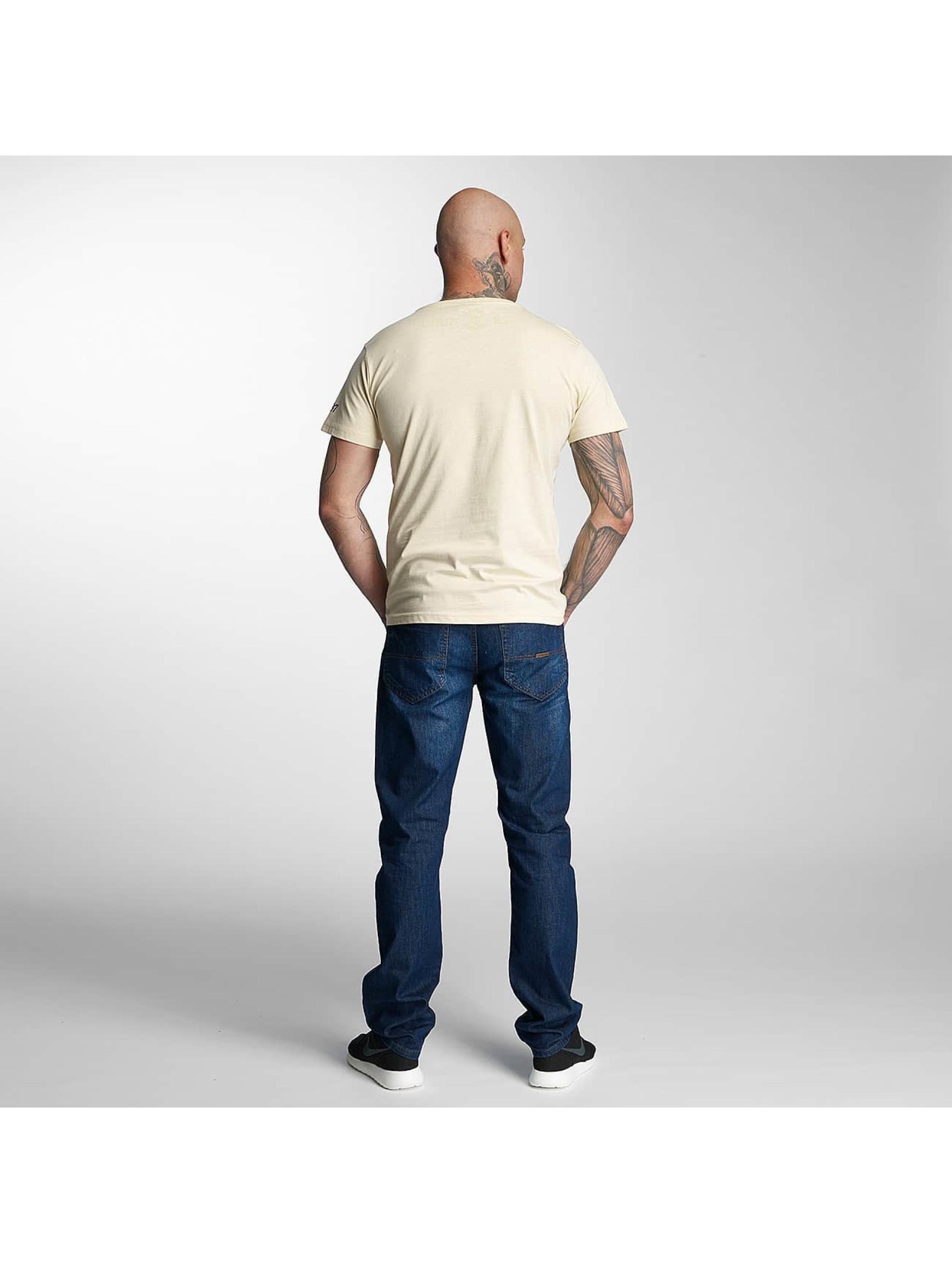 Thug Life T-Shirty No Reason bezowy