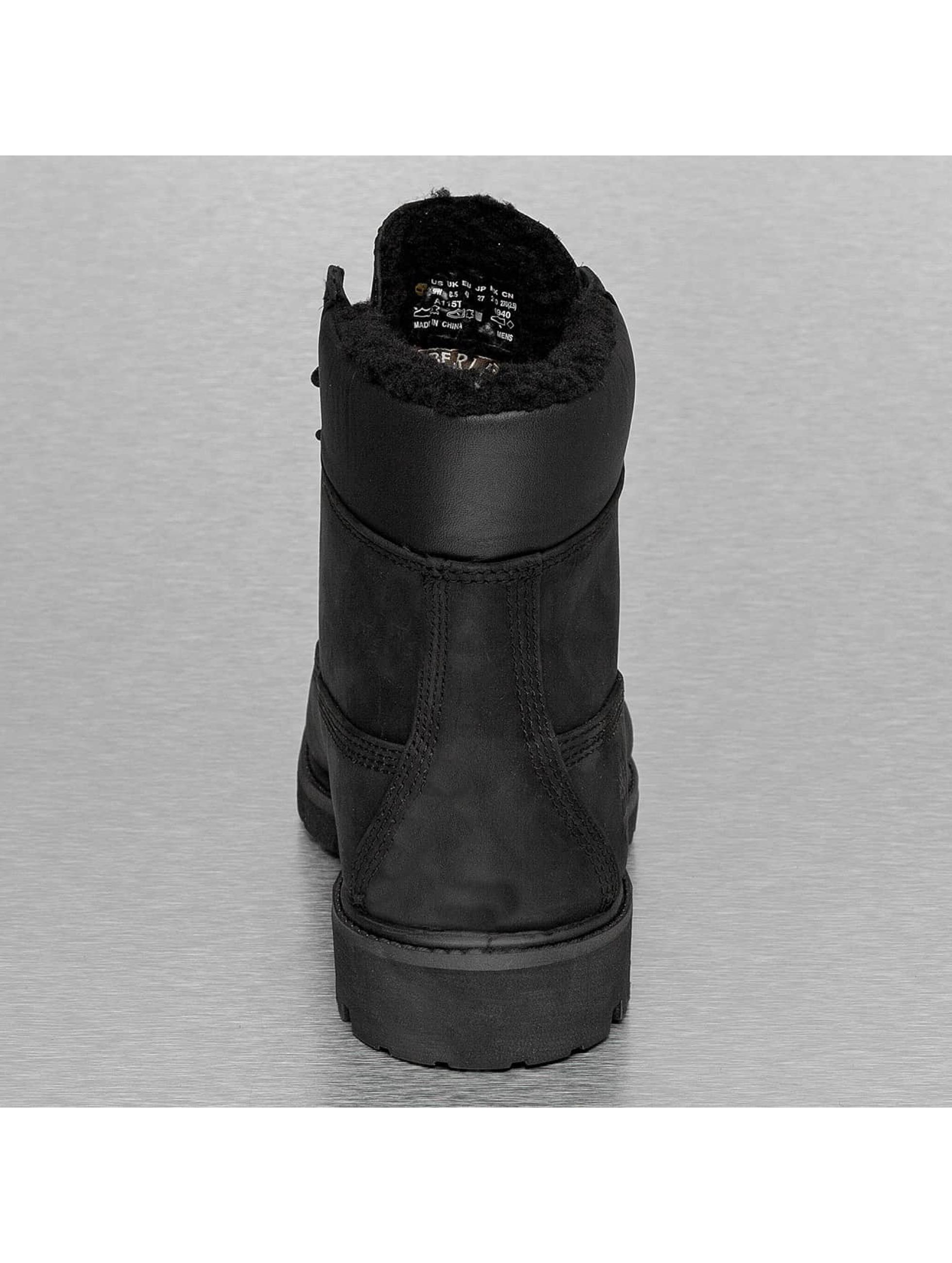 Timberland Ботинки Heritage 6 In Lined черный