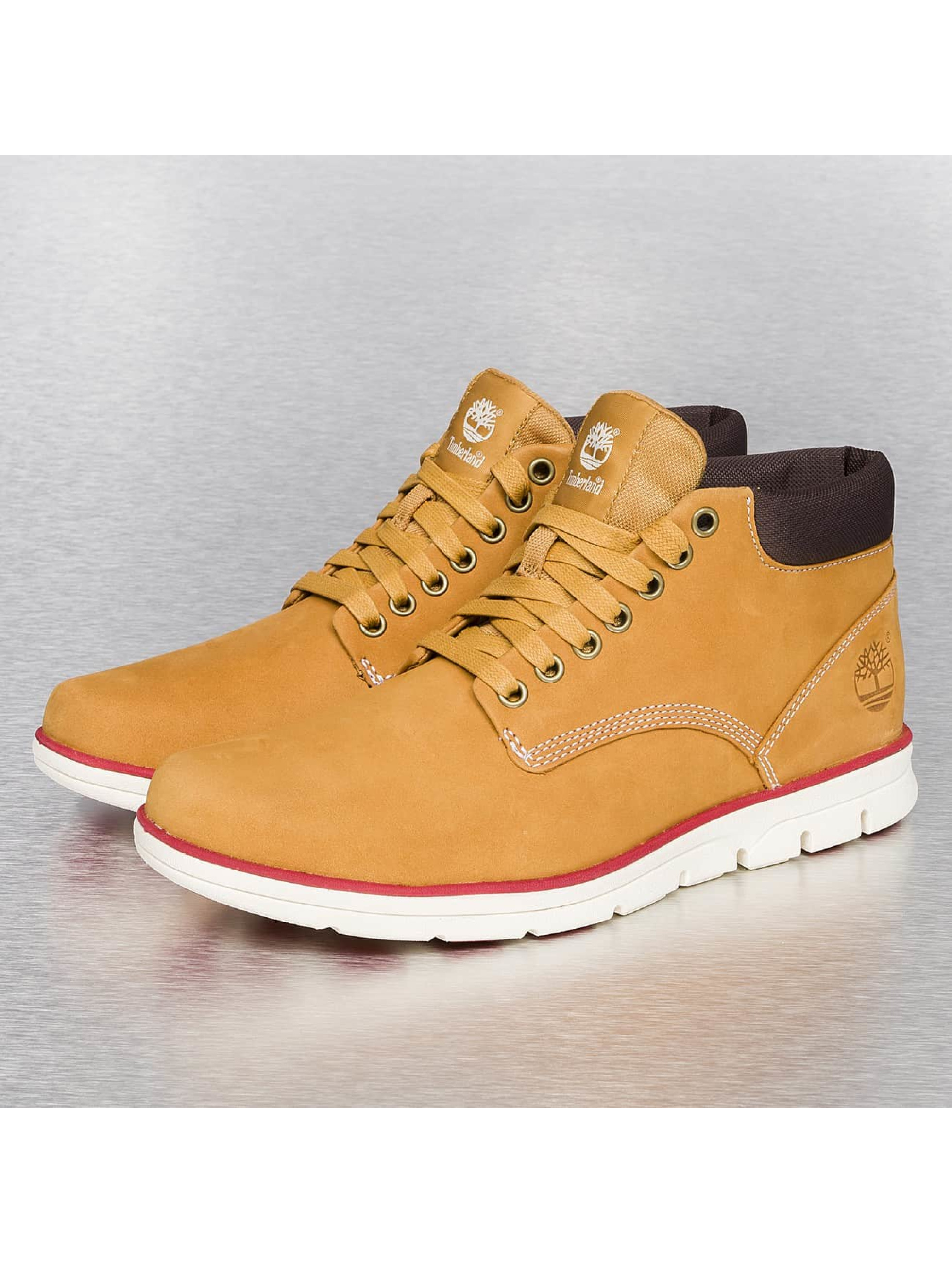 Timberland Сникеры Chukka Leather бежевый