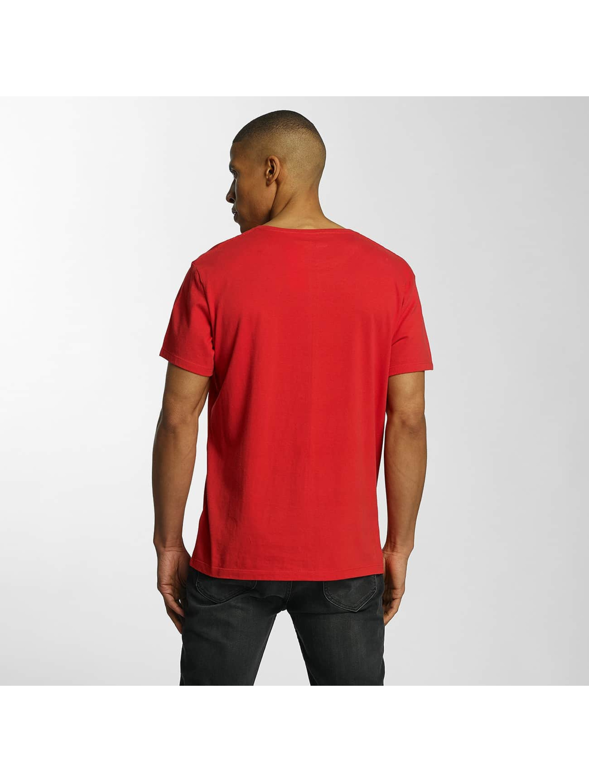 Timberland Футболка Lin Logo красный
