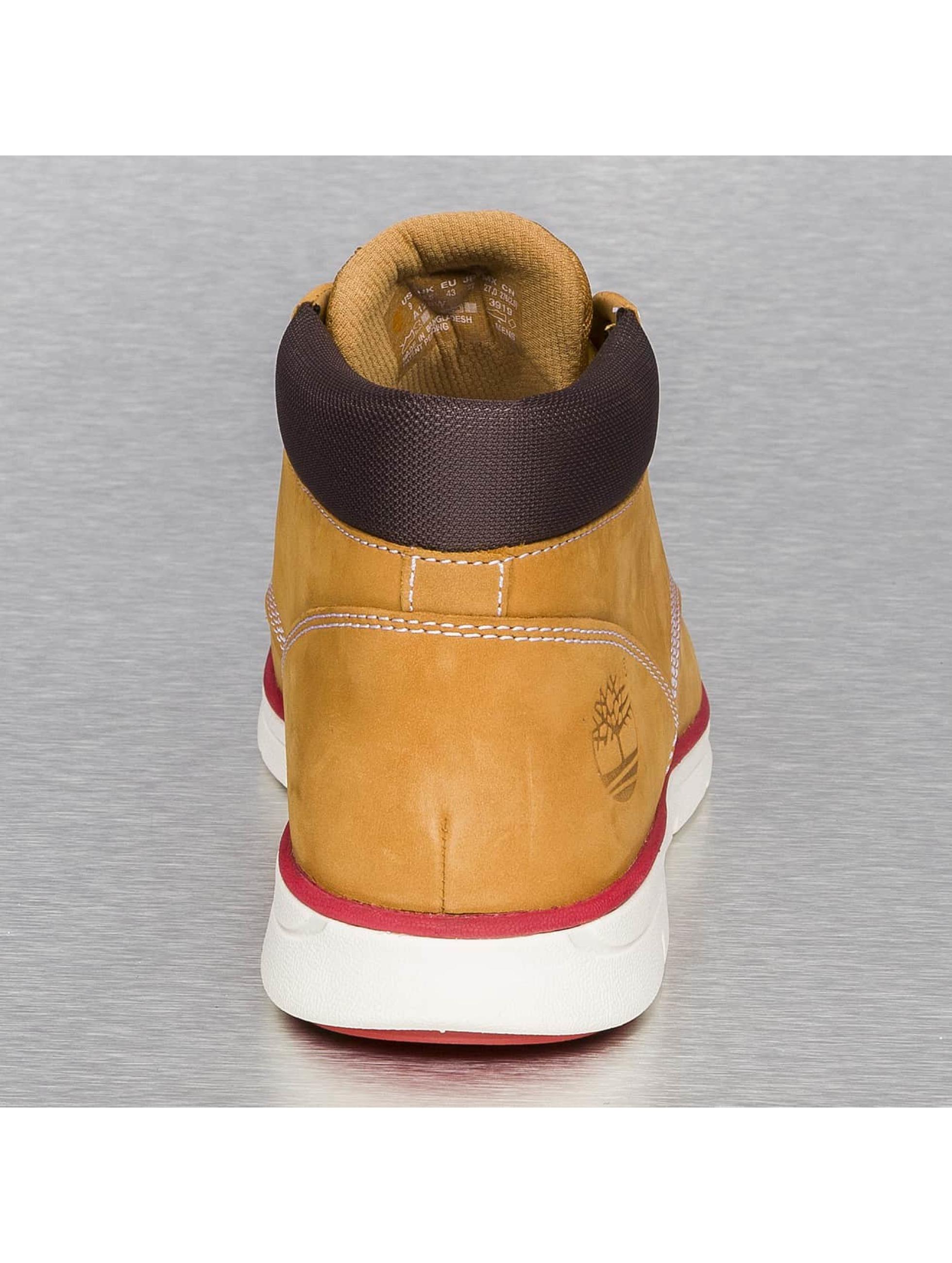 Timberland Baskets Chukka Leather beige