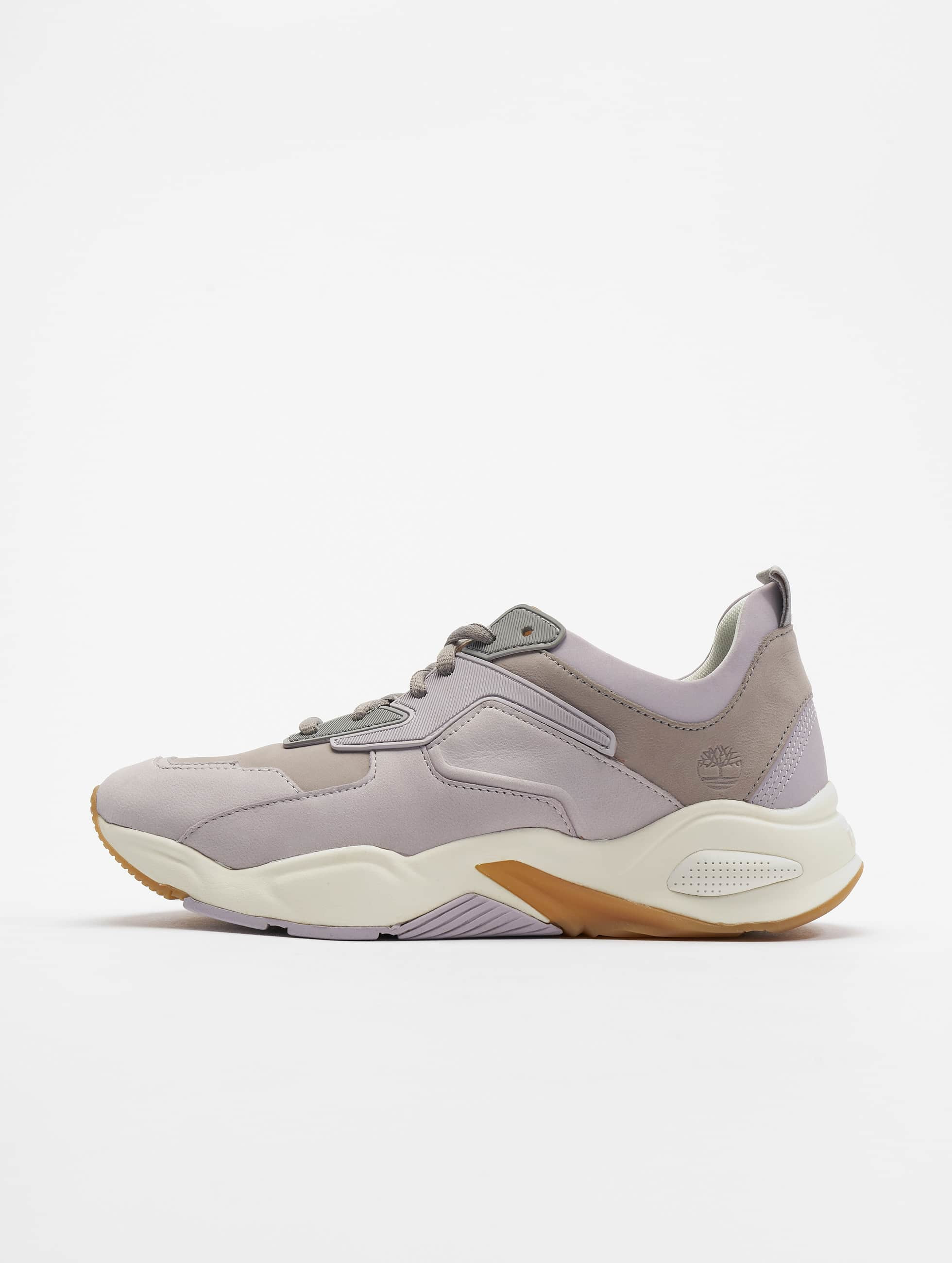 Timberland Delphiville Leather Sneakers Lilac Marble