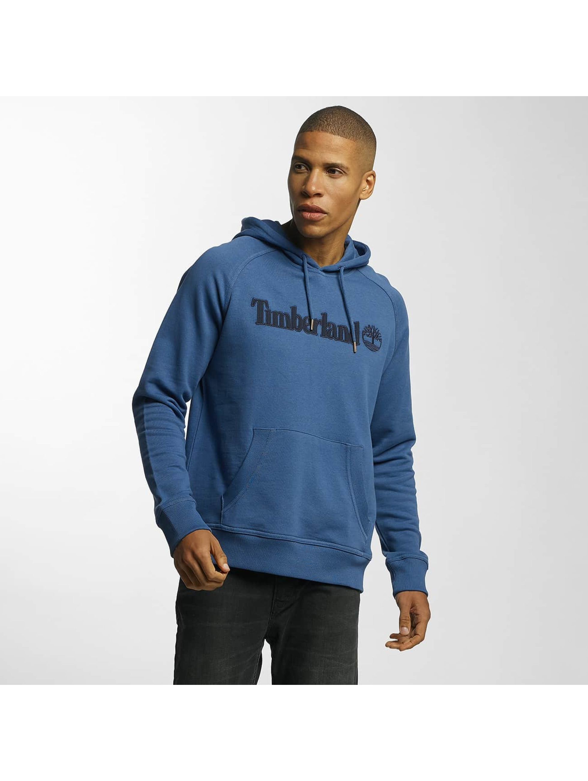 Timberland Bluzy z kapturem Graph niebieski