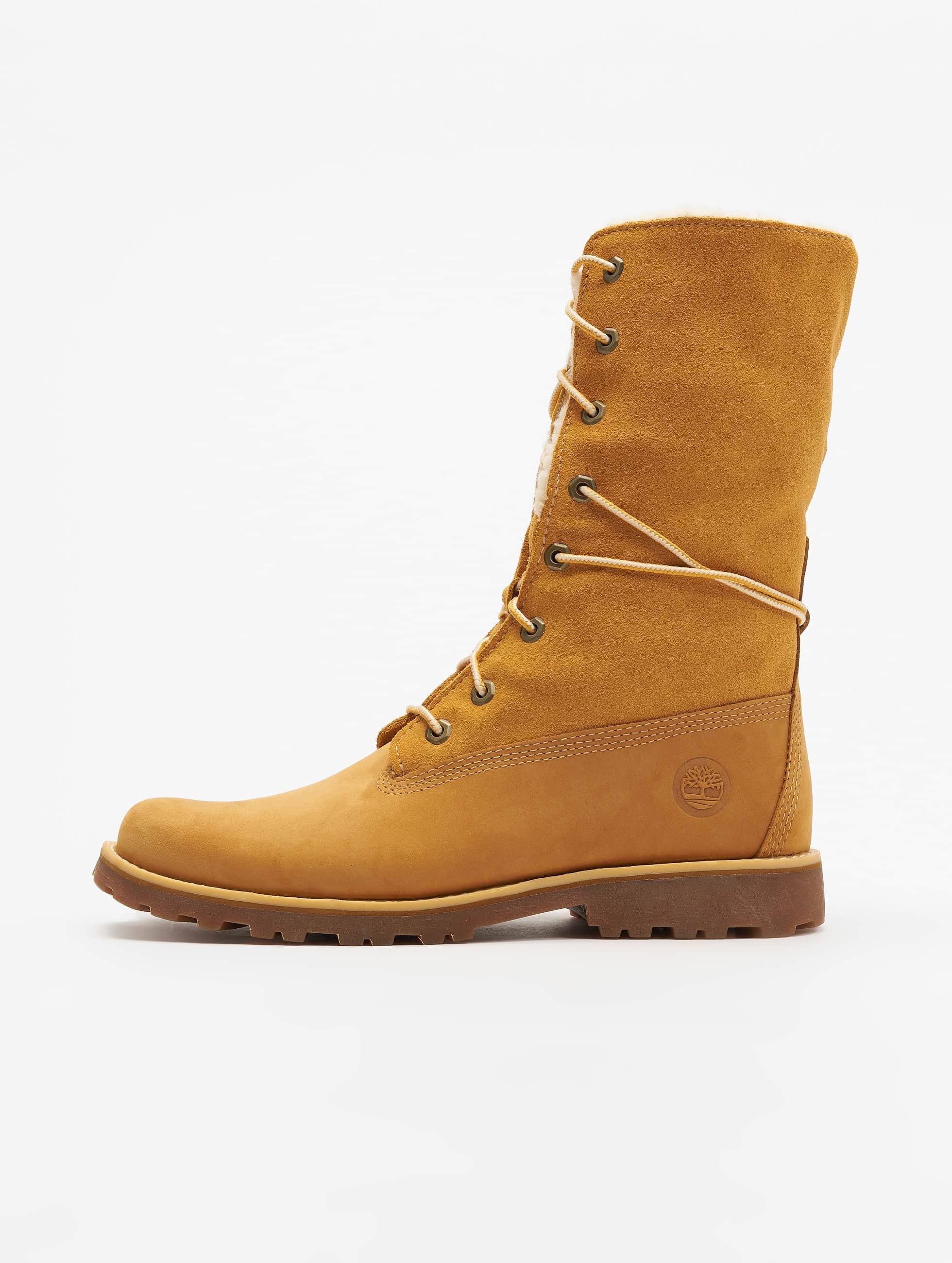 Timberland Boots 6 Inch Waterproof Shearling beige