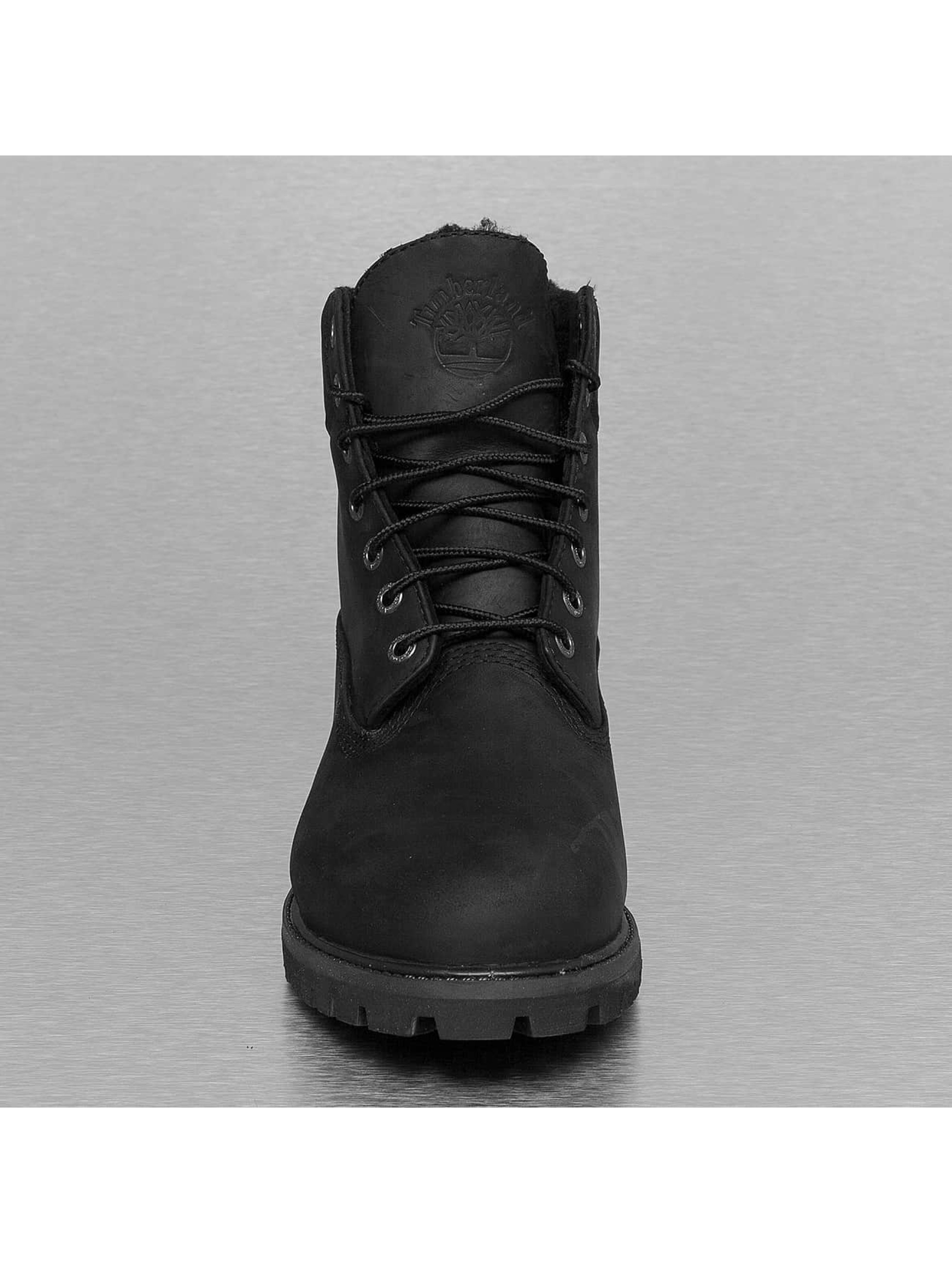 Timberland Boots Heritage 6 In Lined black