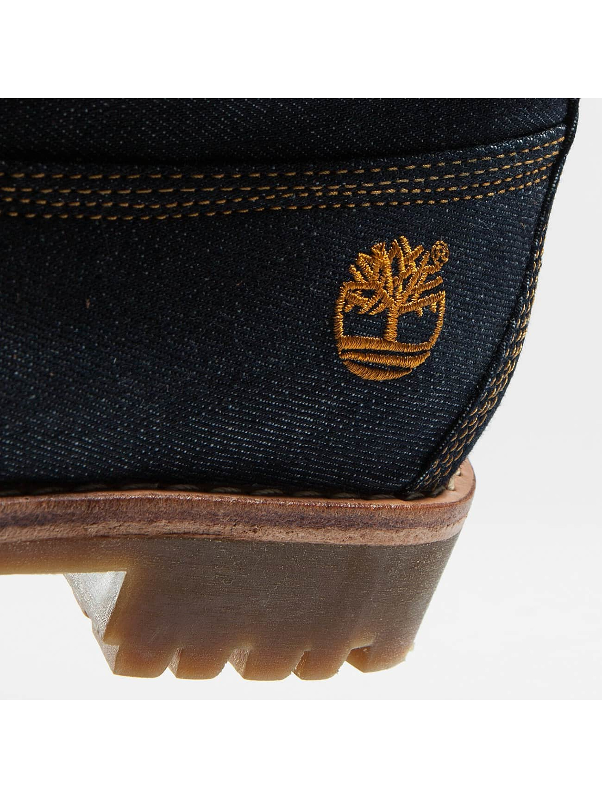 Timberland Boots Heritage 6 Fabric blue