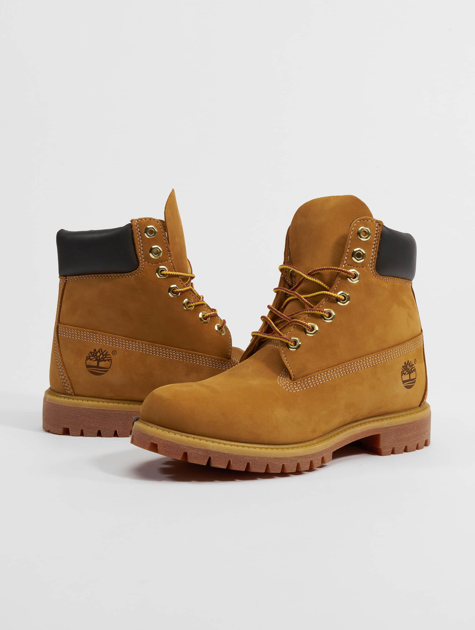 Boots AF 6in Premium in braun