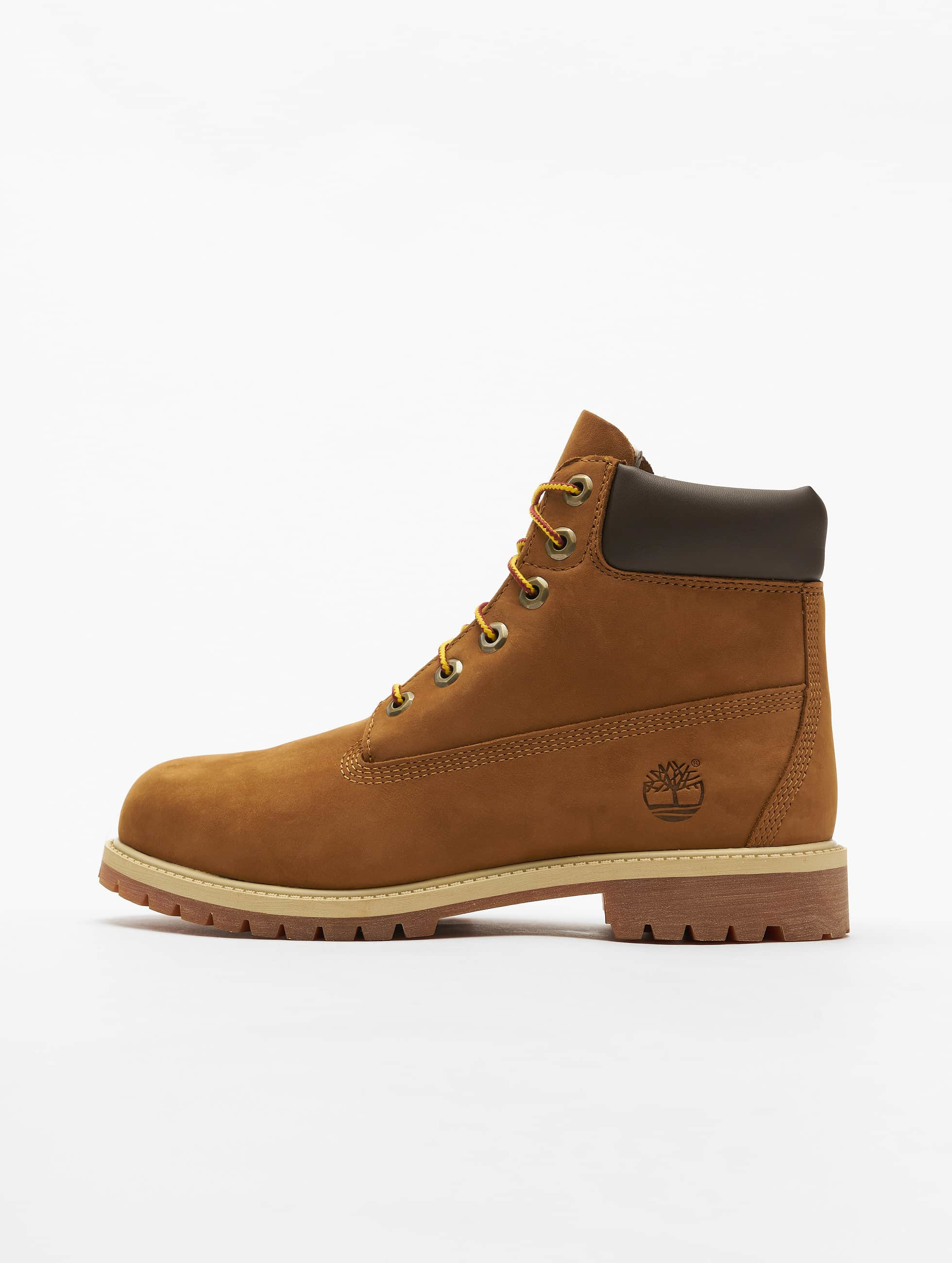Timberland 6 In Premium Waterproof Boots Brown