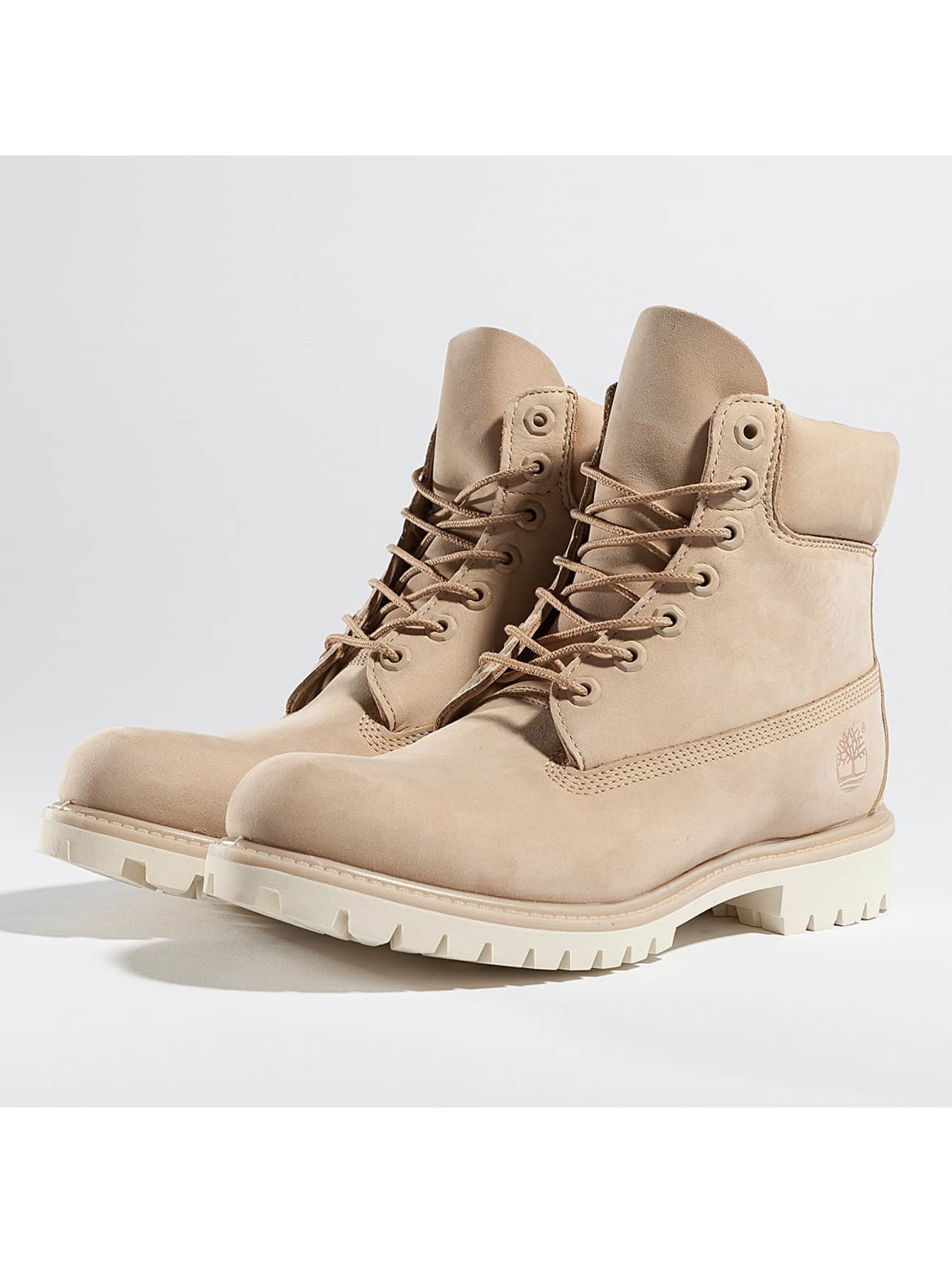 Timberland 6 Premium beige Chaussures montantes homme