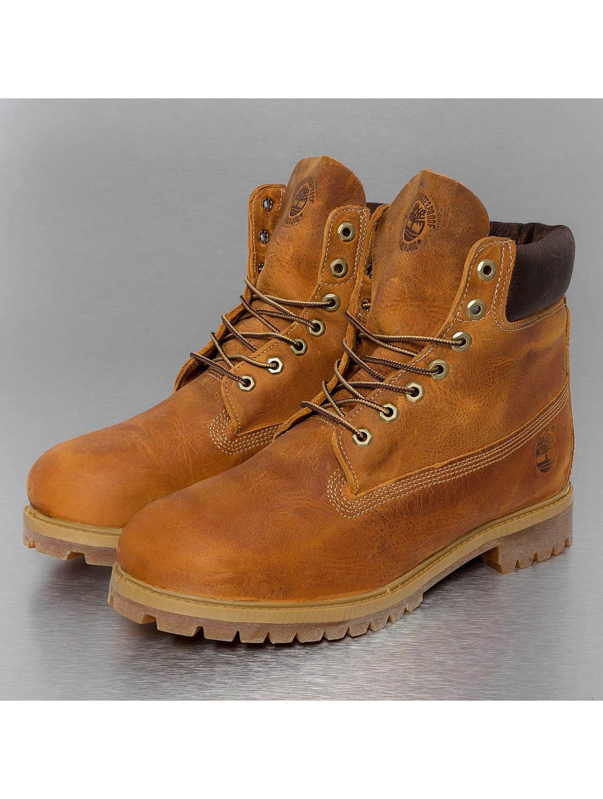 Timberland Af 6in Anniversary brun Chaussures montantes homme