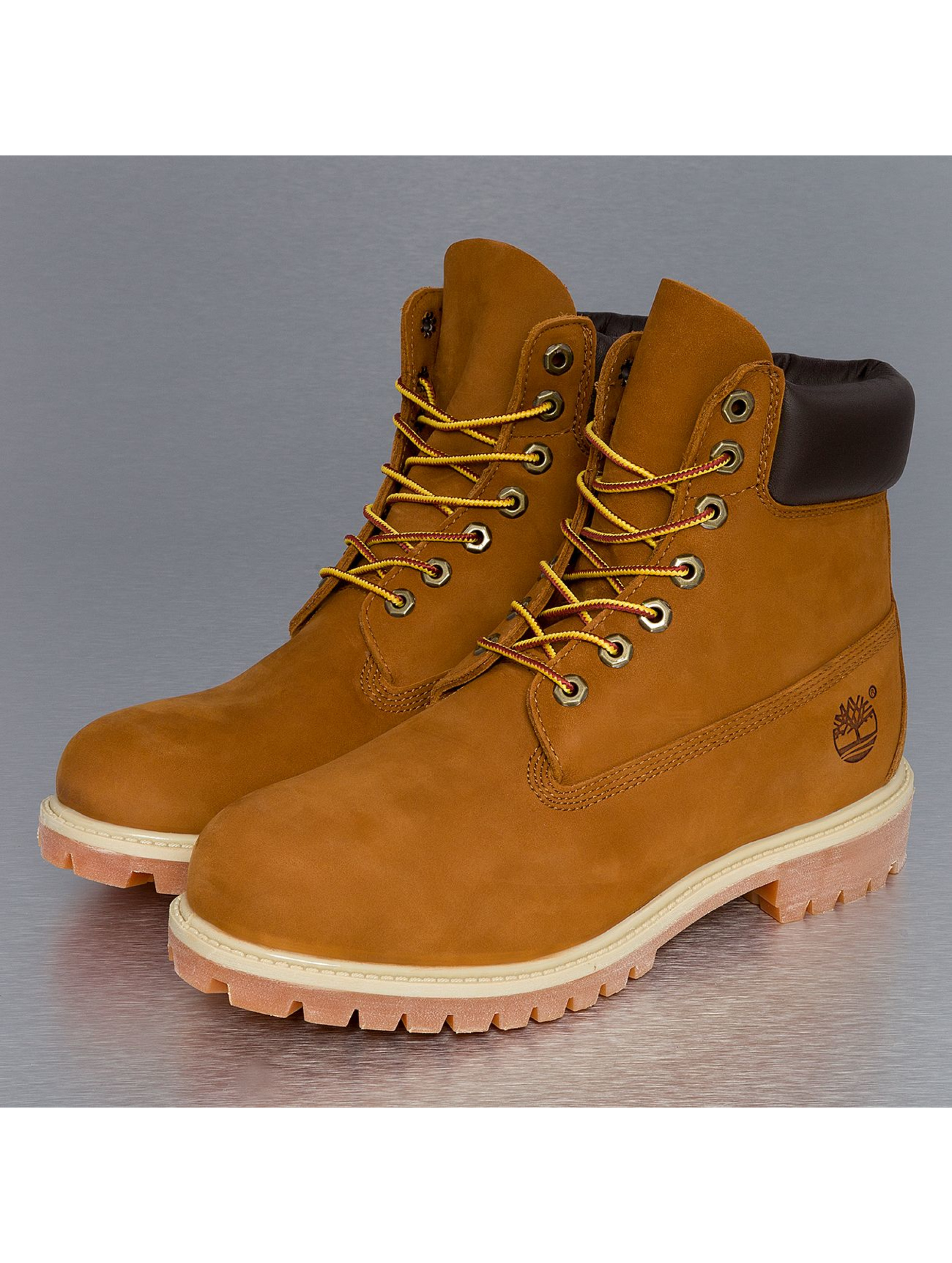 Timberland Af 6in Prem brun Chaussures montantes homme