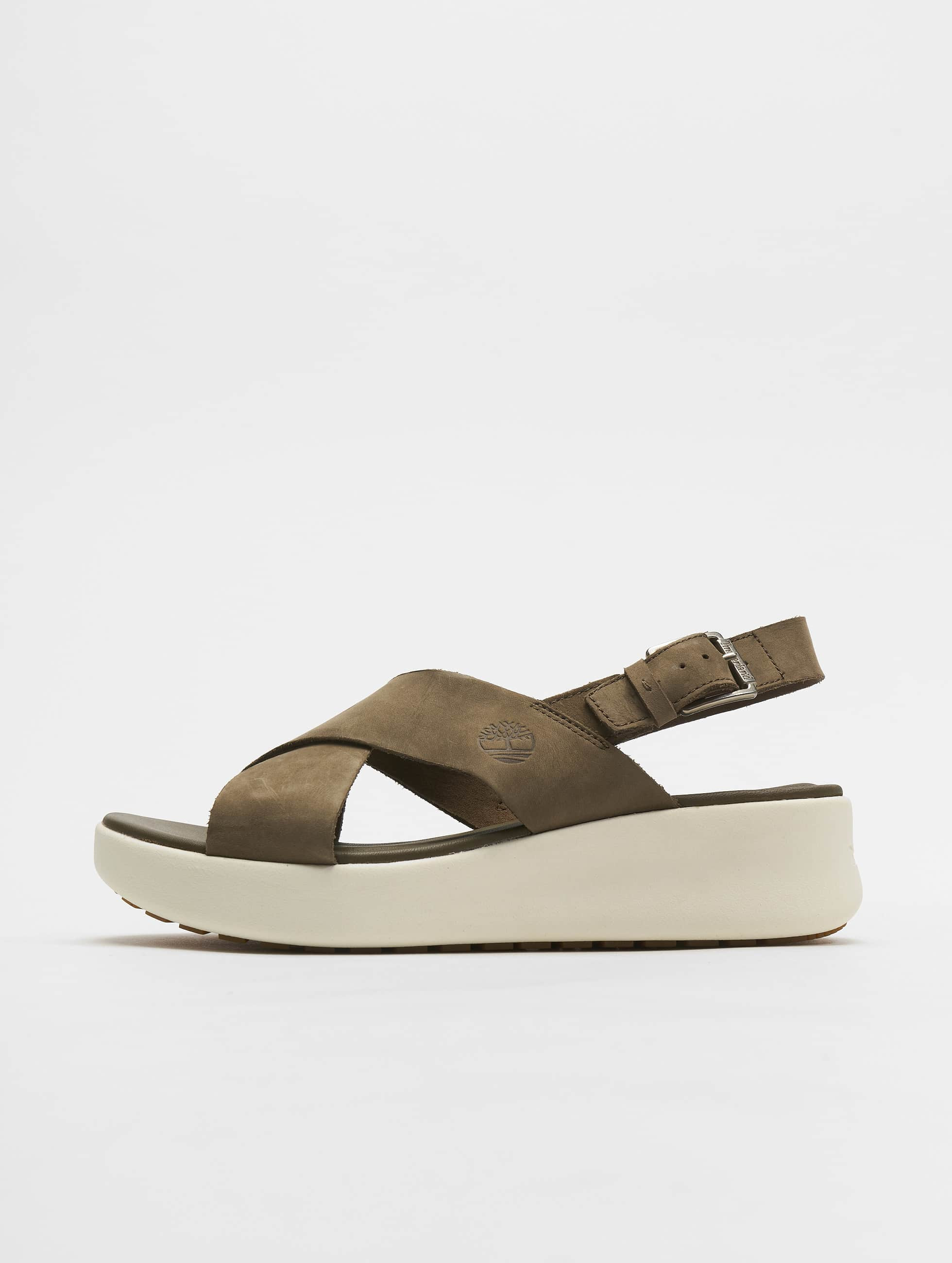 Timberland Los Angeles Wind Slingback Sandals Canteen