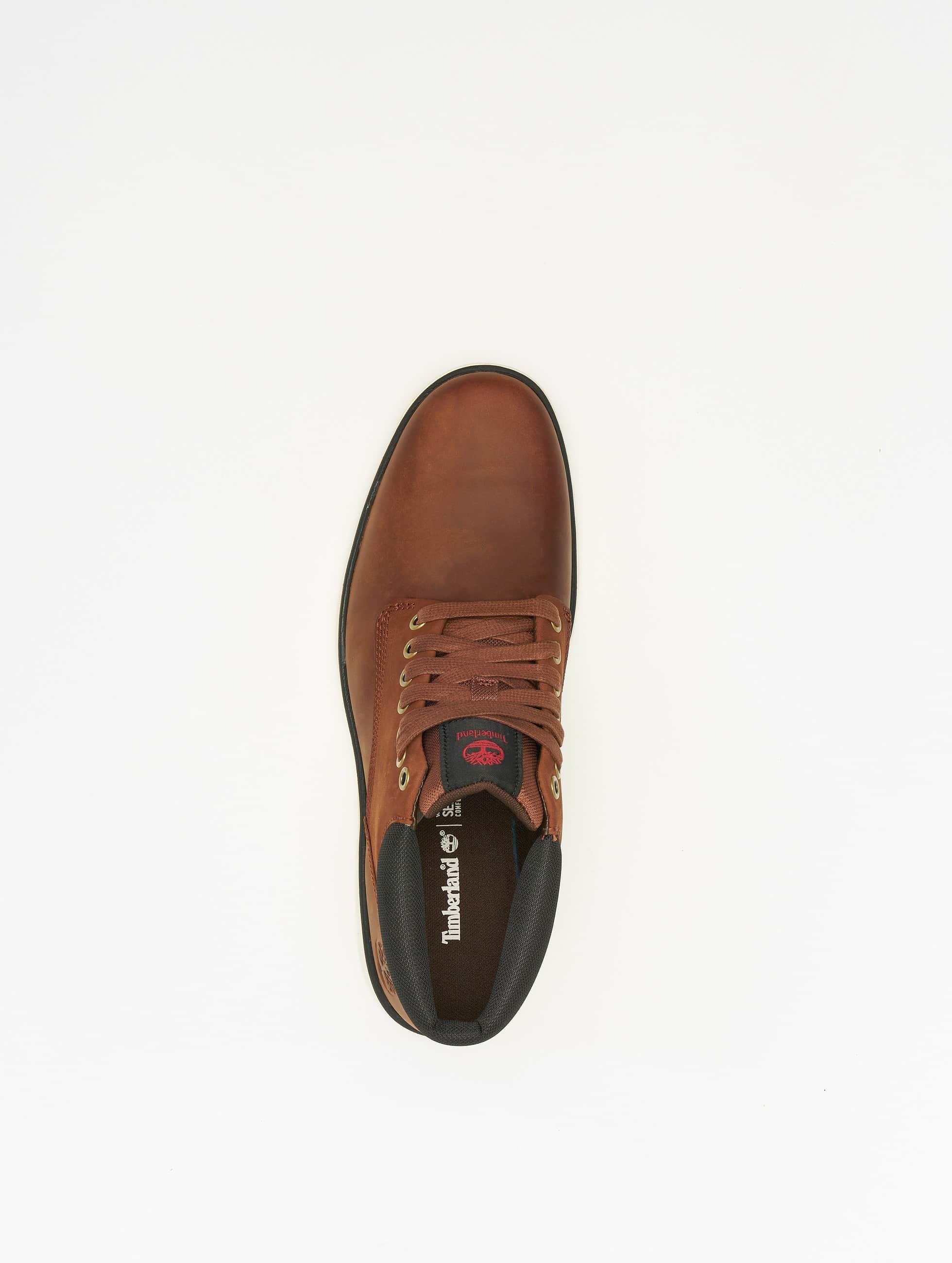Timberland sneaker Bradstreet Chukka Leather bruin