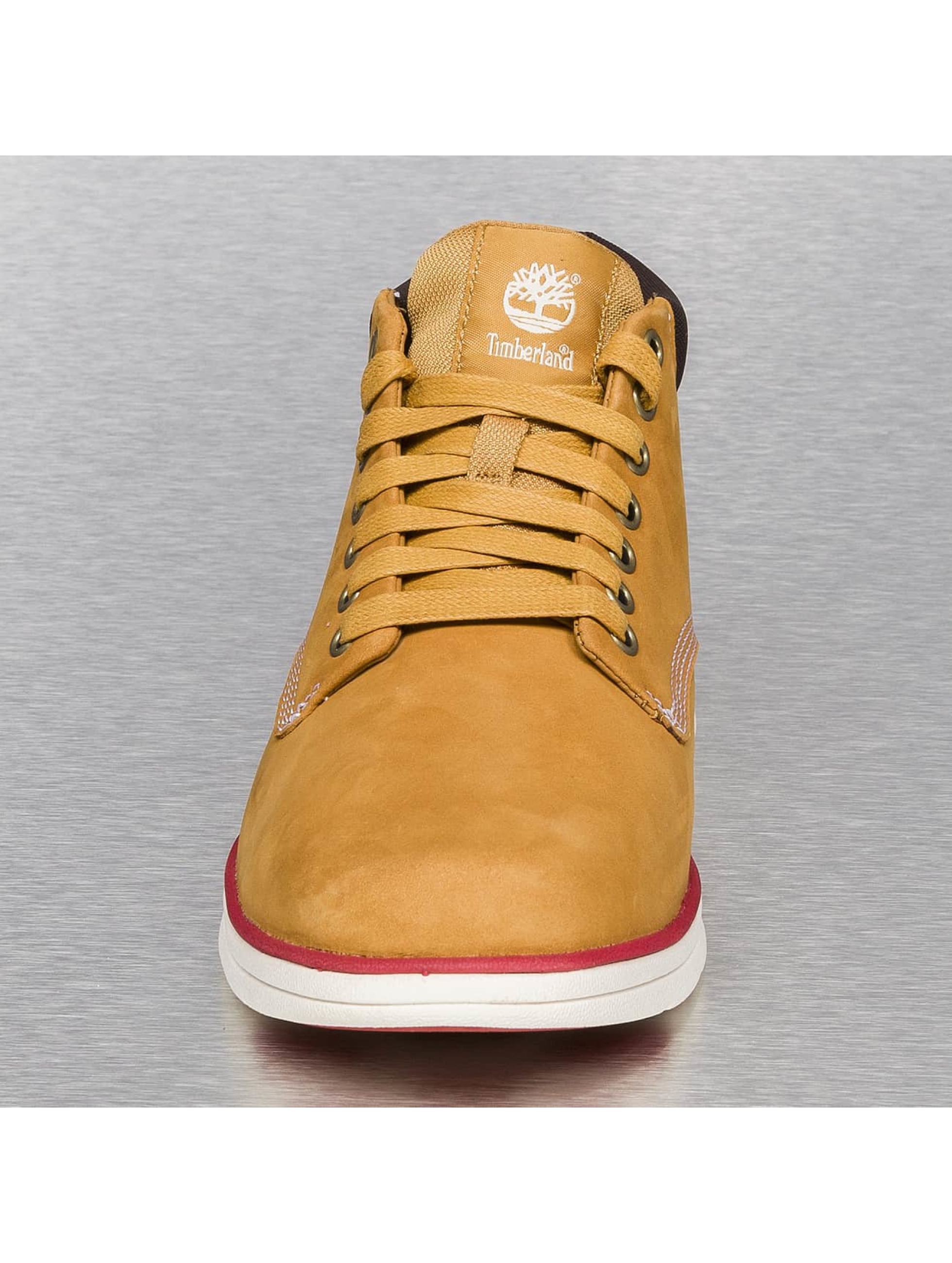 Timberland Sneakers Chukka Leather beige