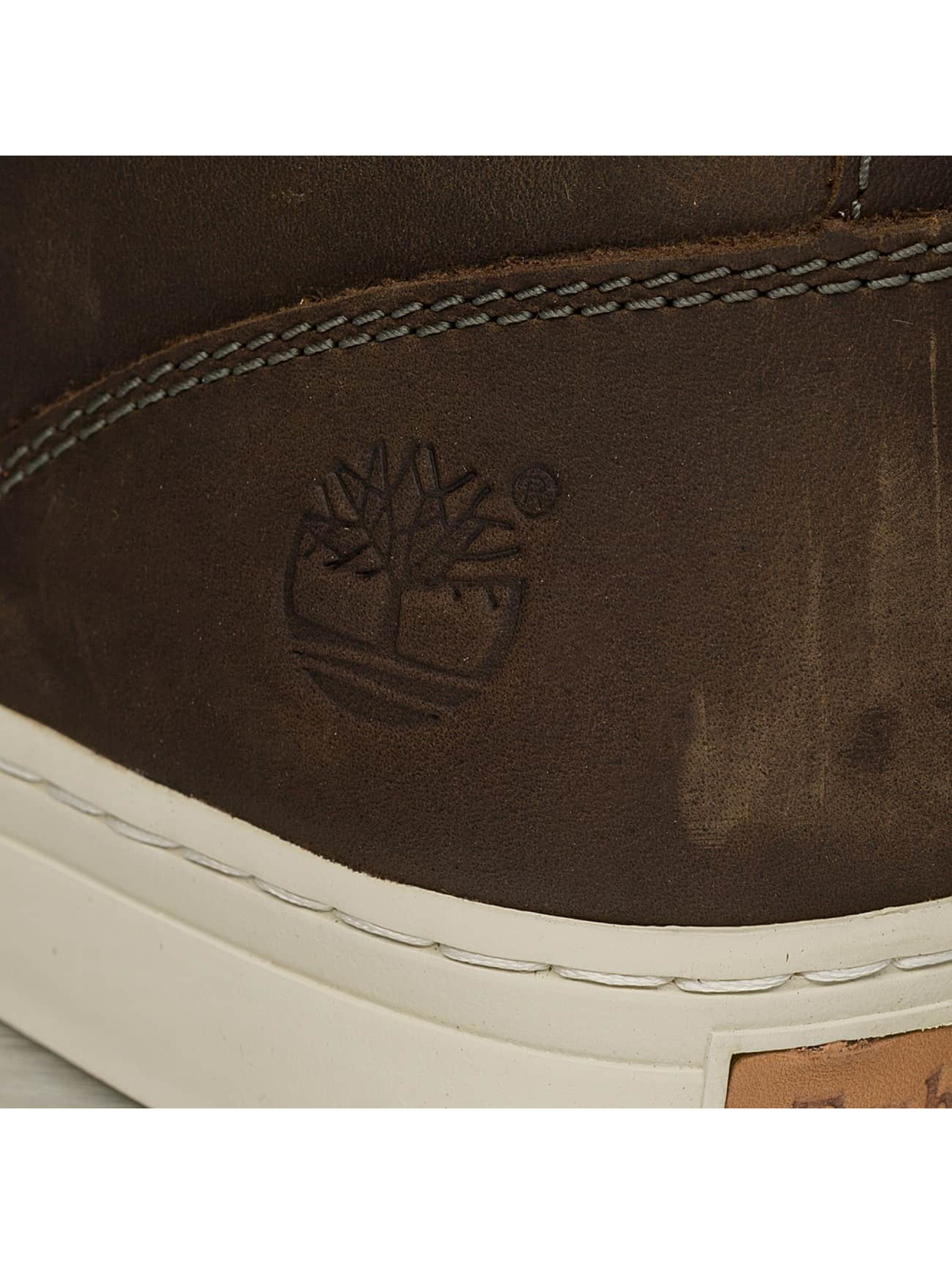 Timberland Sneakers Earthkeepers Adventure 2.0 Cupsole Chukka hnedá