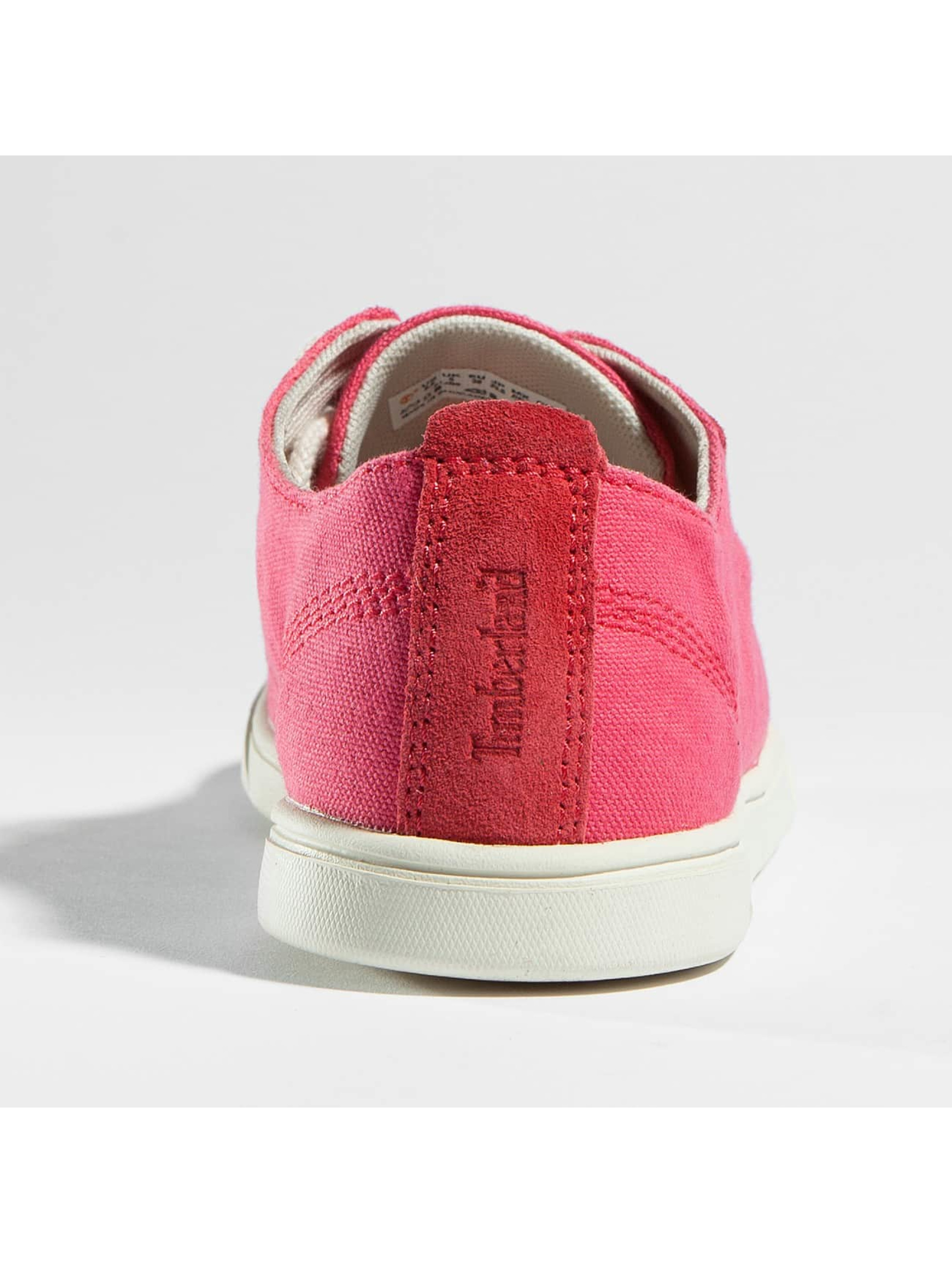 Timberland Sneakers Groveton Canvas Oxford pink