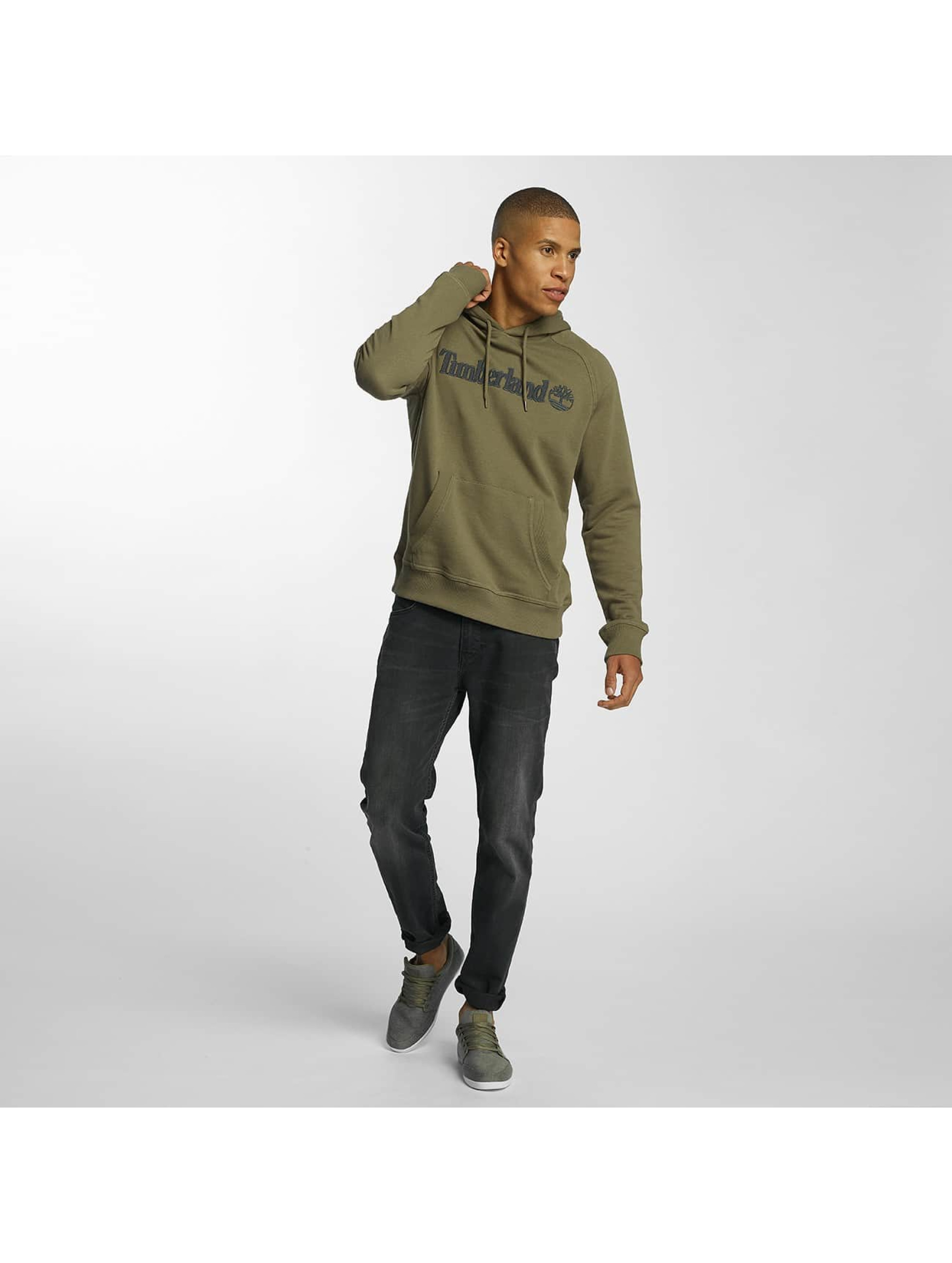 Timberland Sweat capuche Graph kaki